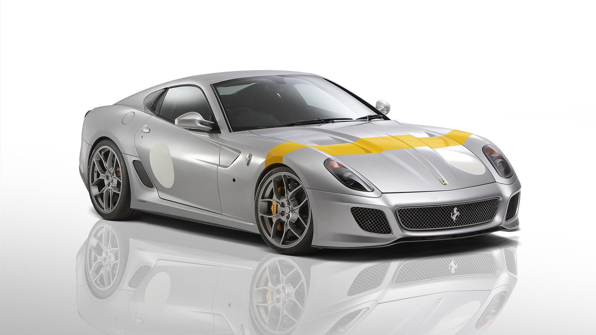 2011 Novitec Rosso Ferrari 599 GTO