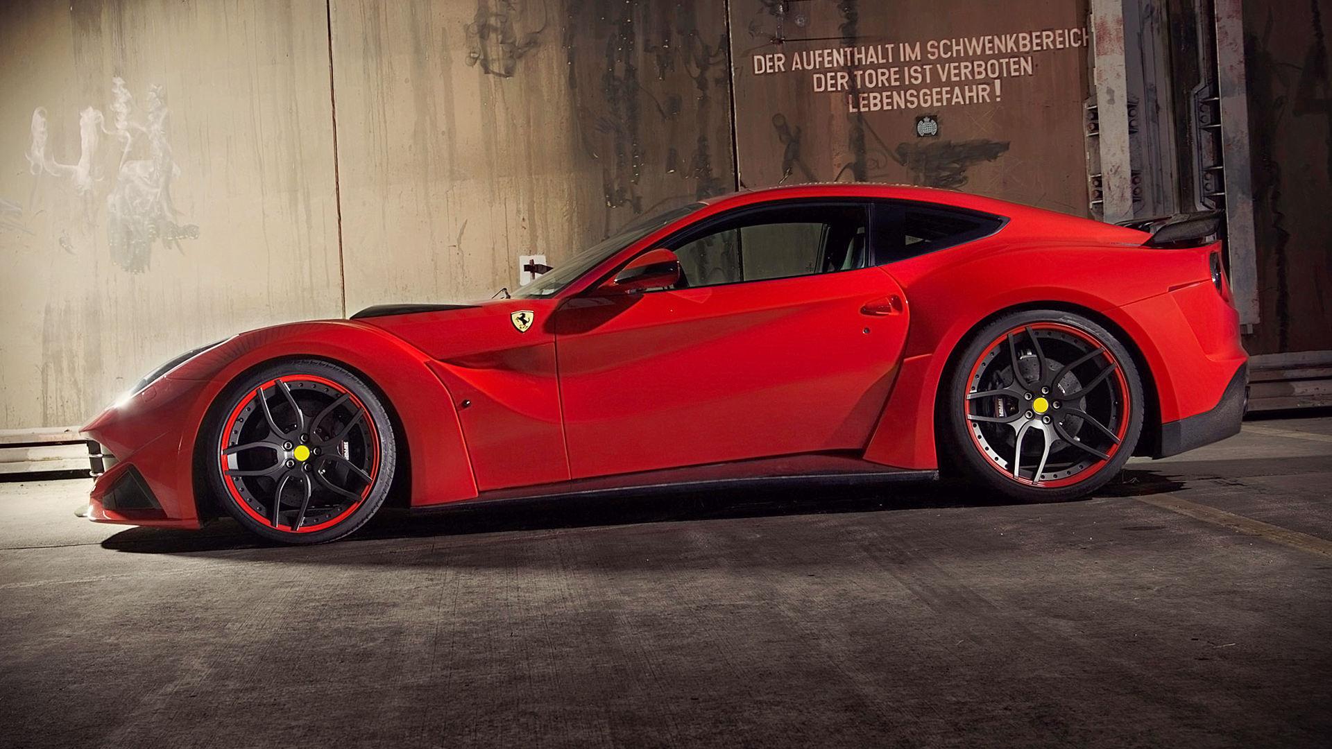 2013 Ferrari Novitec Rosso F12 N-Largo