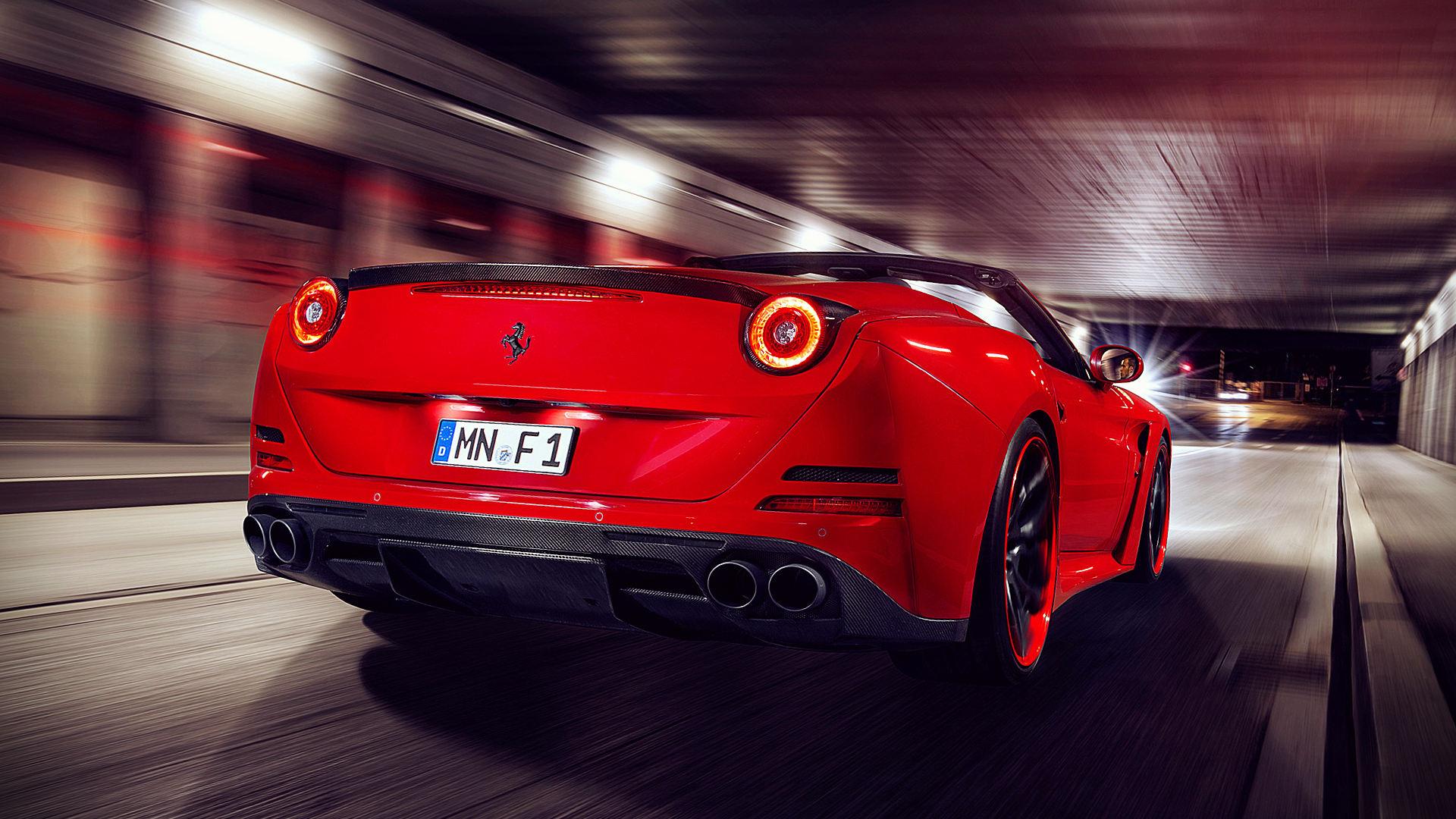 2015 Novitec Rosso Ferrari California T N-Largo