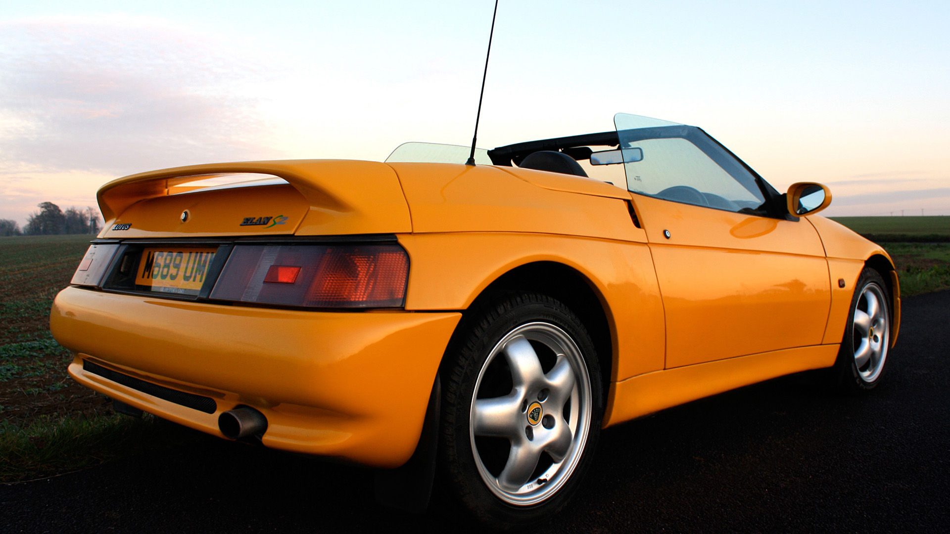 1994 Lotus Elan Turbo SE