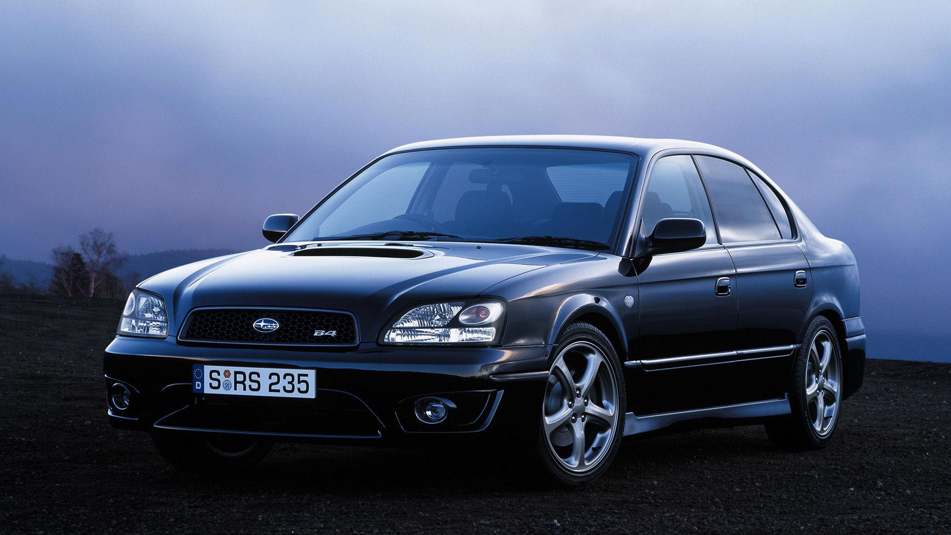 2000 Subaru Legacy B4 RS