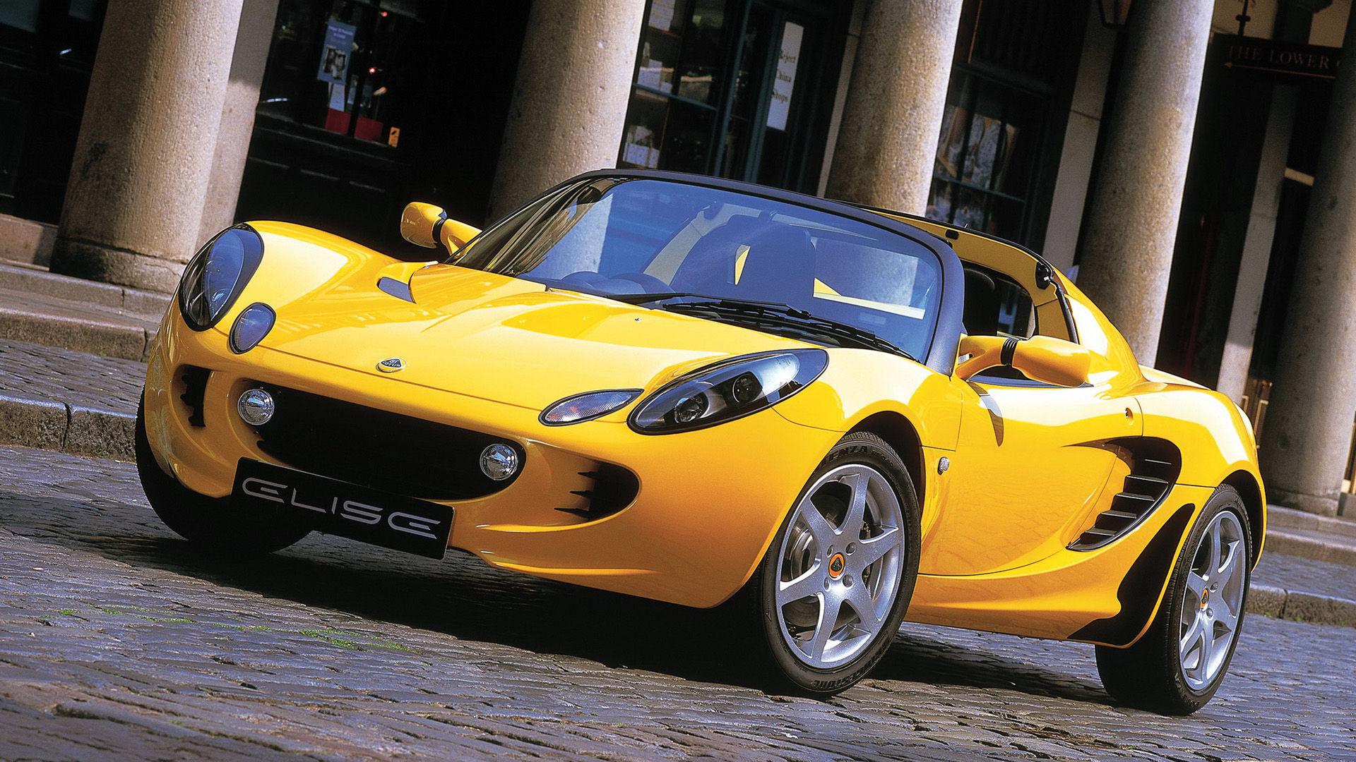 2002 Lotus Elise