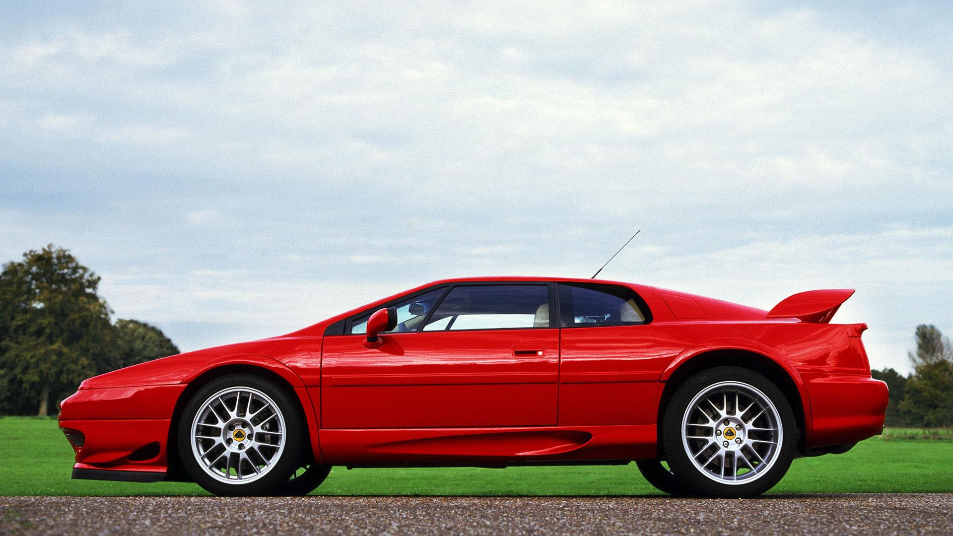 2002 Lotus Esprit V8