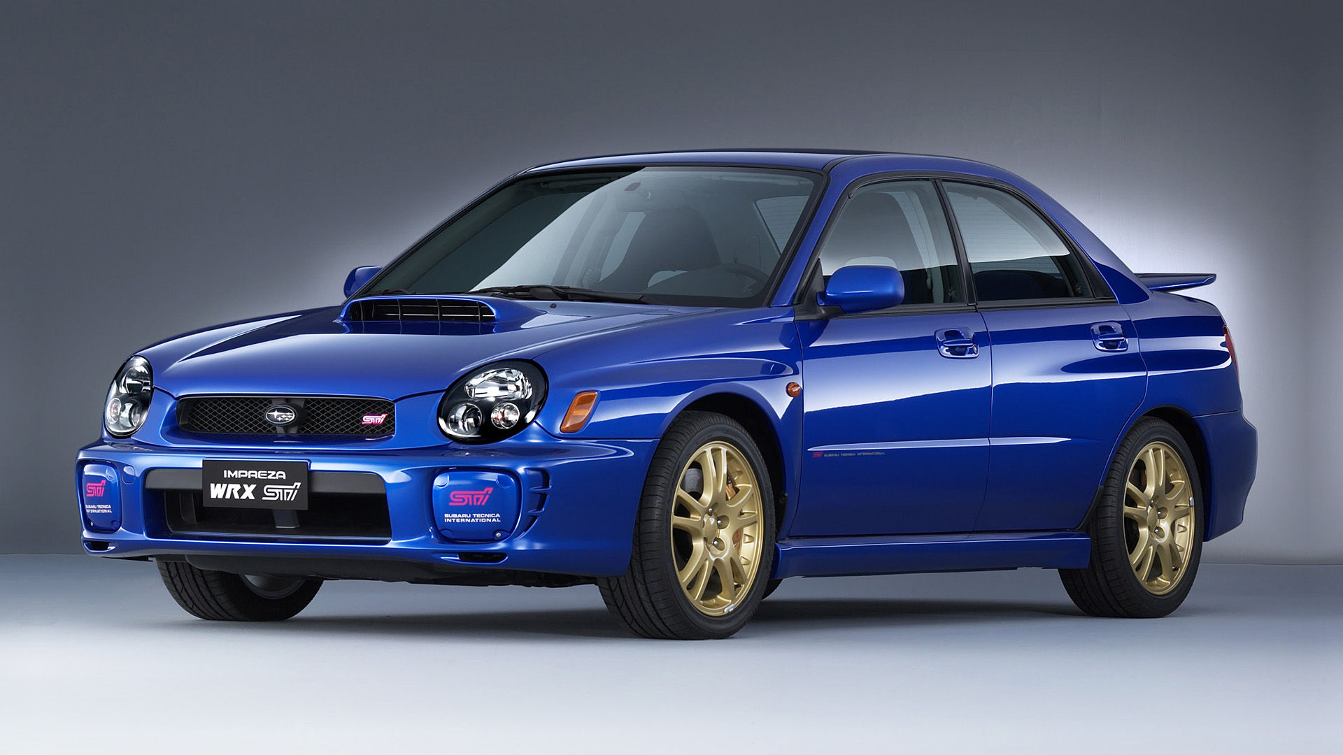 2002 Subaru Impreza WRX STI