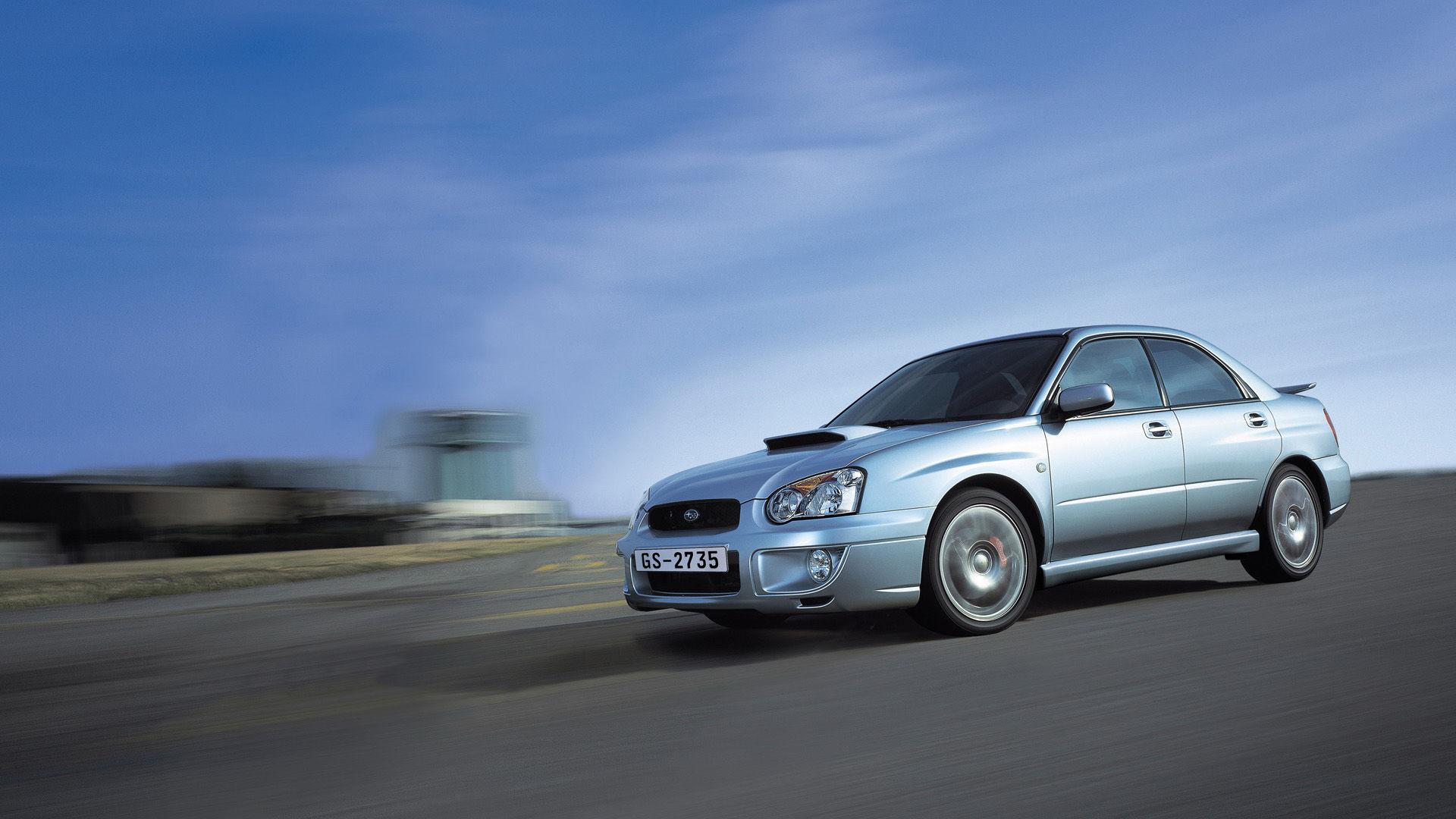 2004 Subaru Impreza WRX