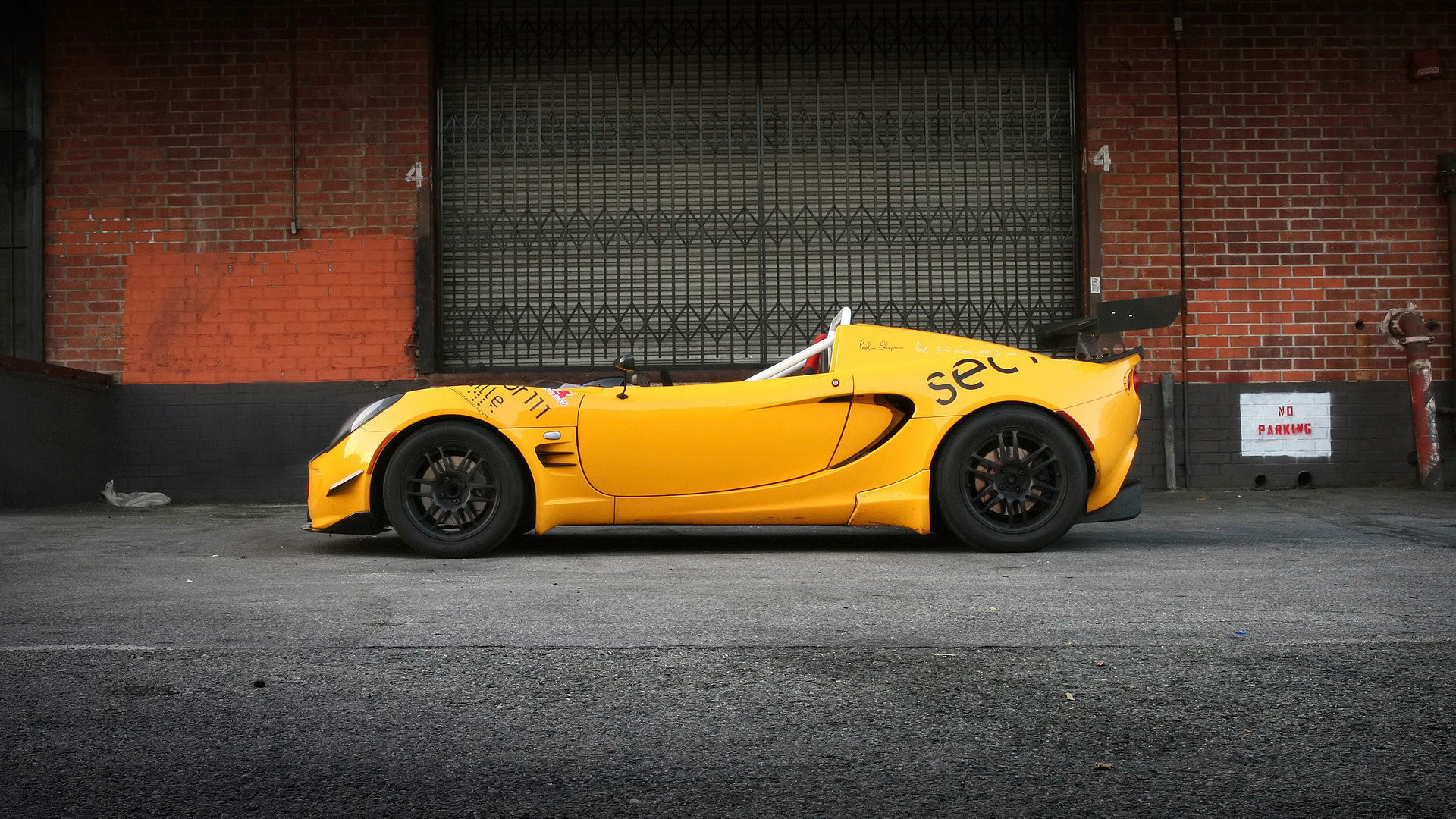 2005 Lotus Elise Spyder1 Custom