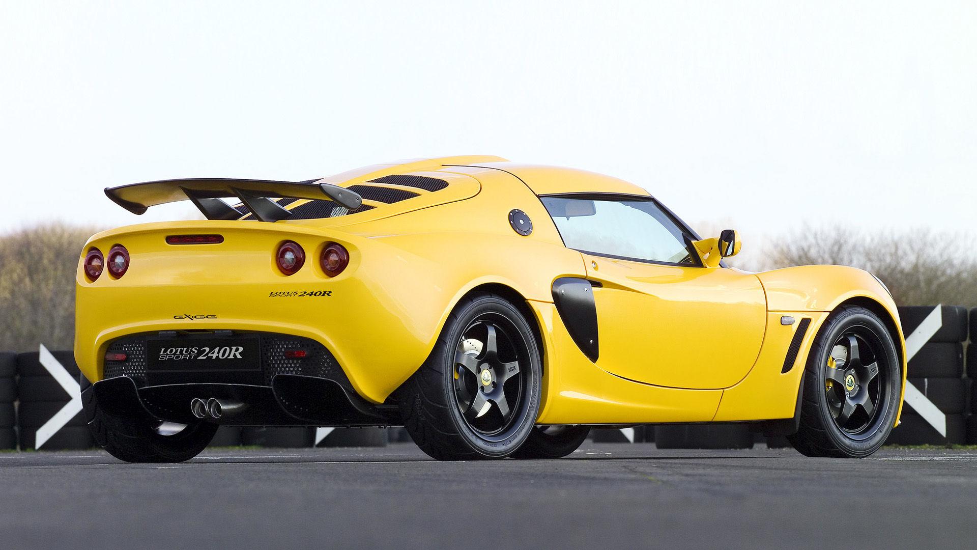 2005 Lotus Exige Sport 240R