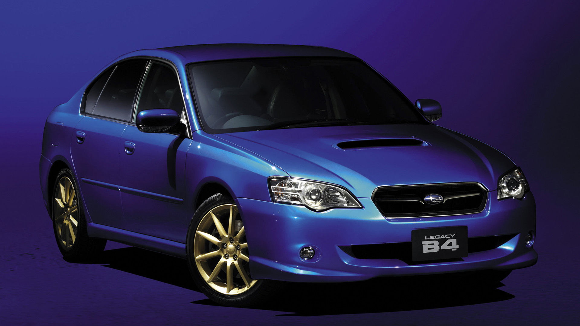 2005 Subaru Legacy GT Spec B