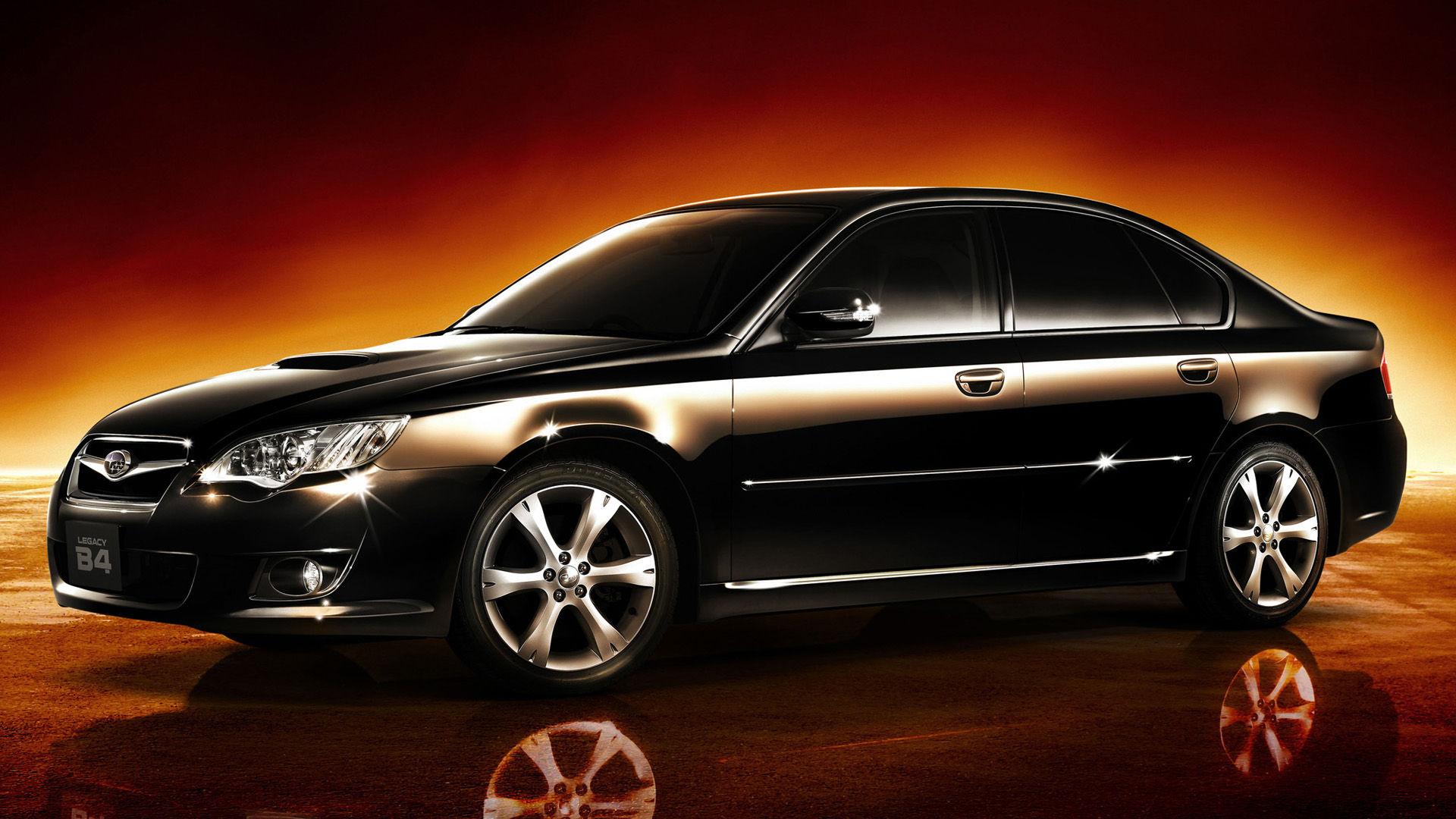 2006 Subaru Legacy B4