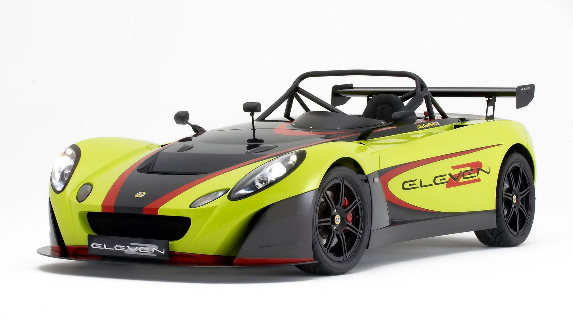 2008 Lotus 2-Eleven