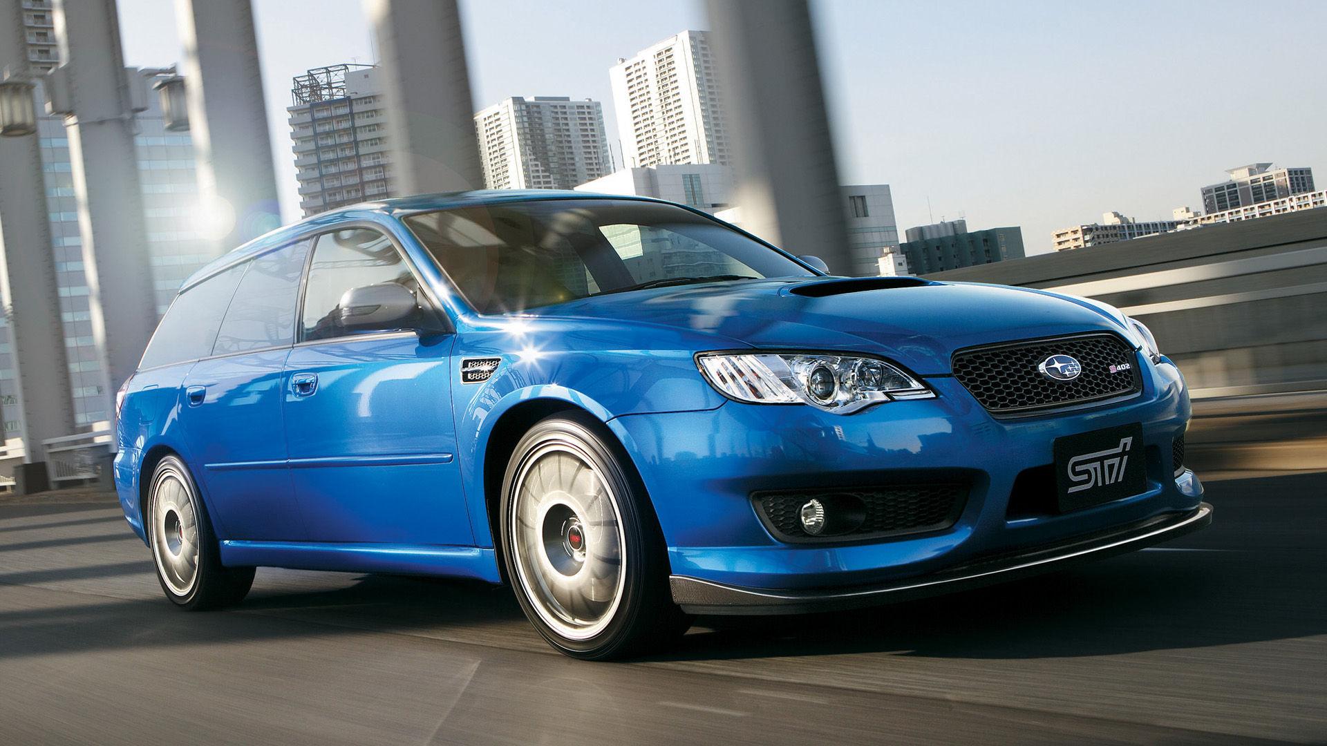 2008 Subaru Legacy STI S402
