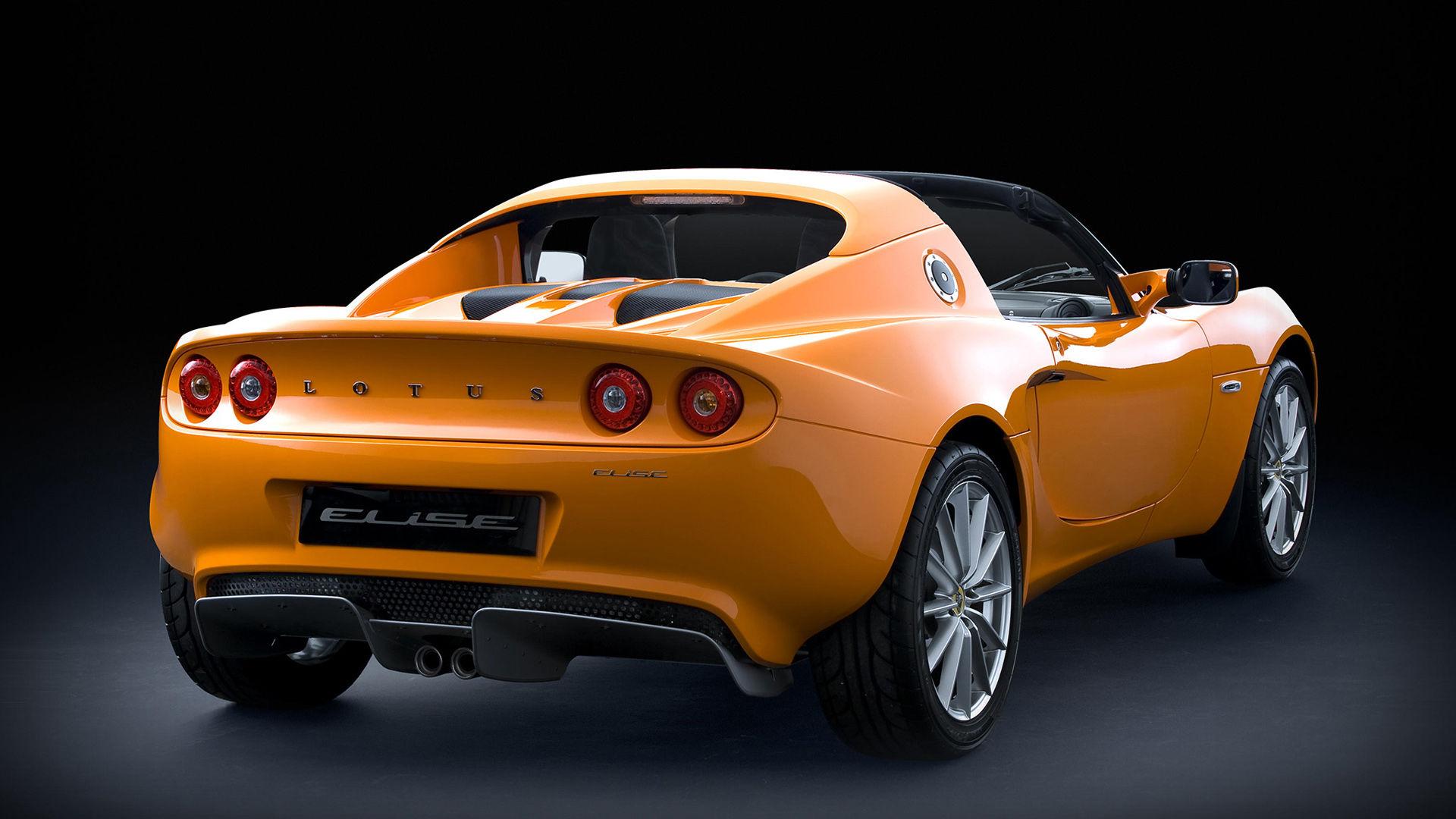 2010 Lotus Elise R