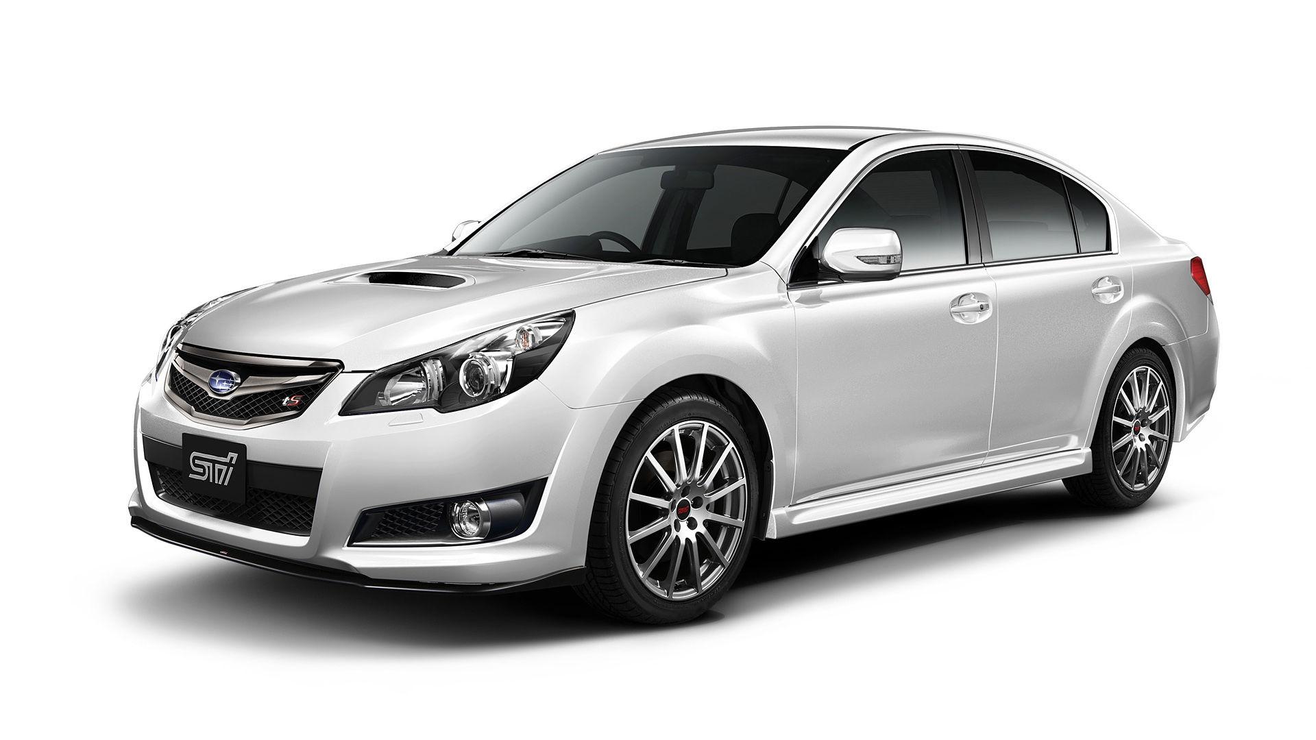 2010 Subaru Legacy B4 STI