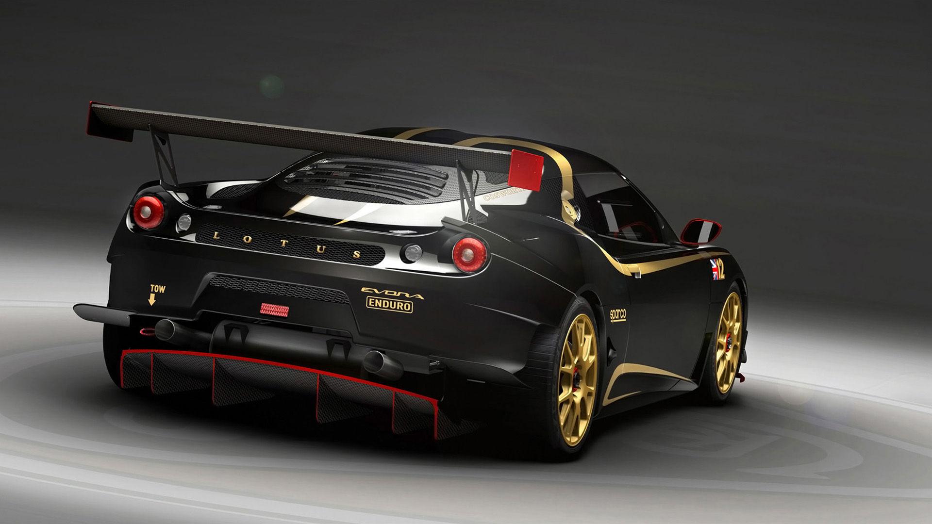 2011 Lotus Evora Endora GT Concept