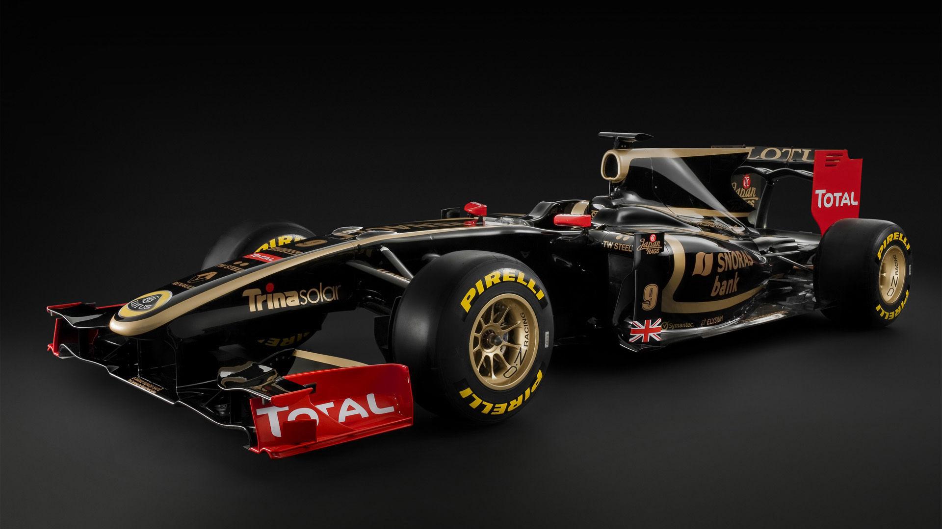2011 Lotus Renault F1 R31