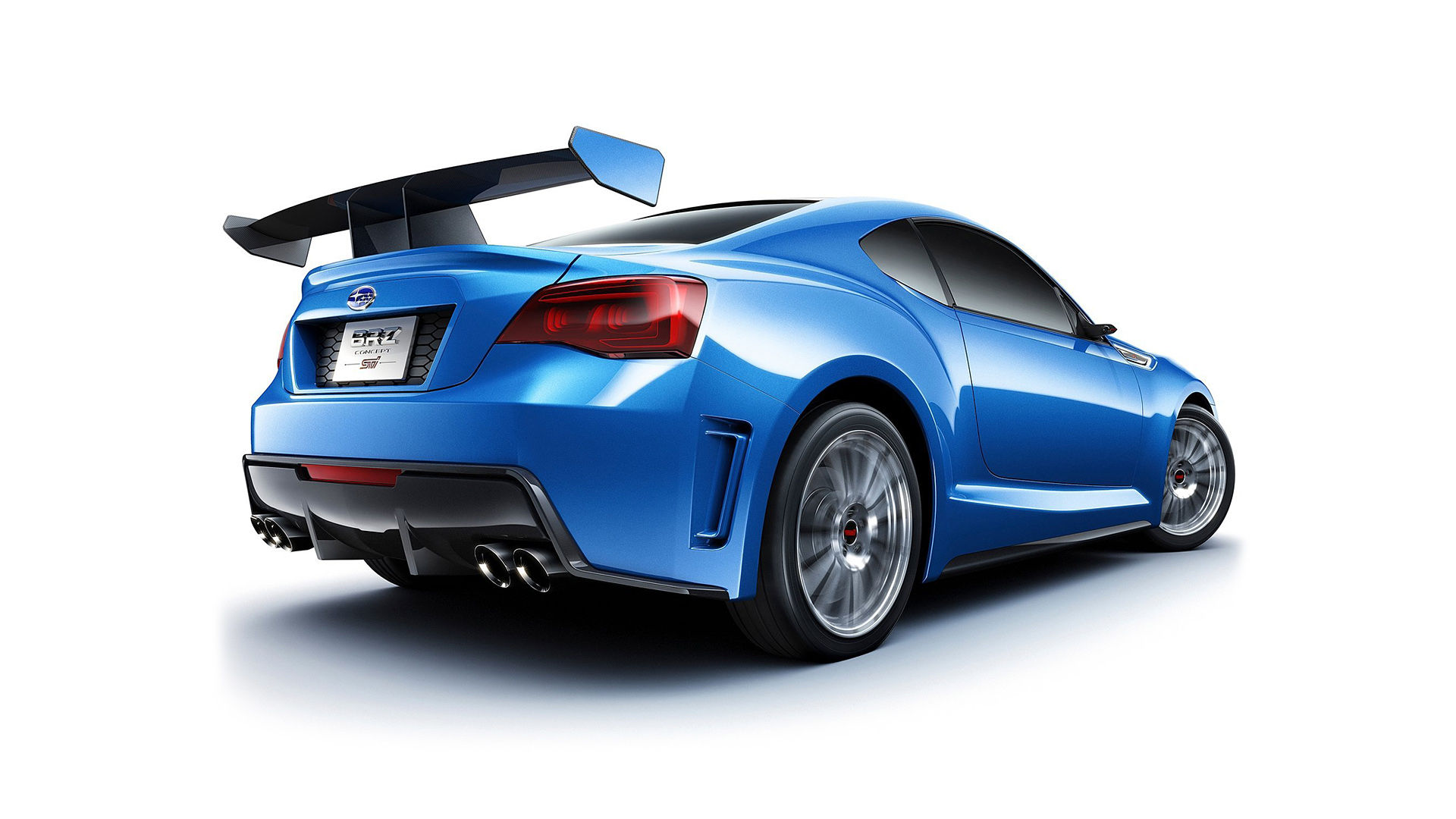 2011 Subaru BRZ STI Concept