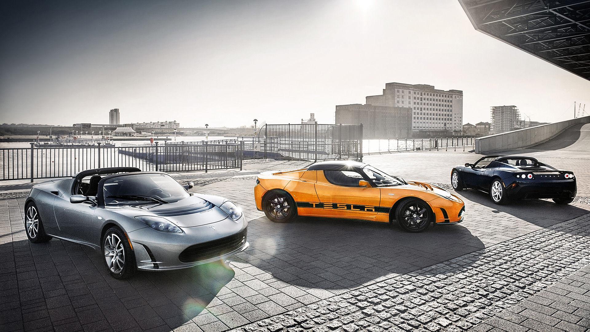 2012 Tesla Roadster Sport