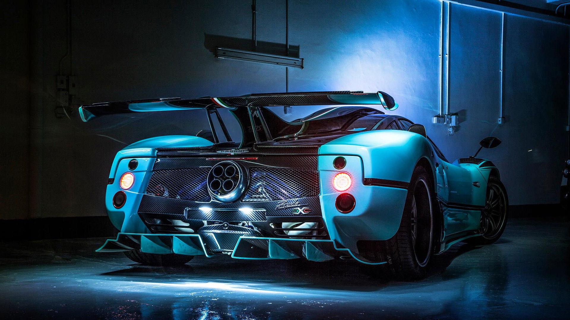 2014 Pagani Zonda 760 RSJX