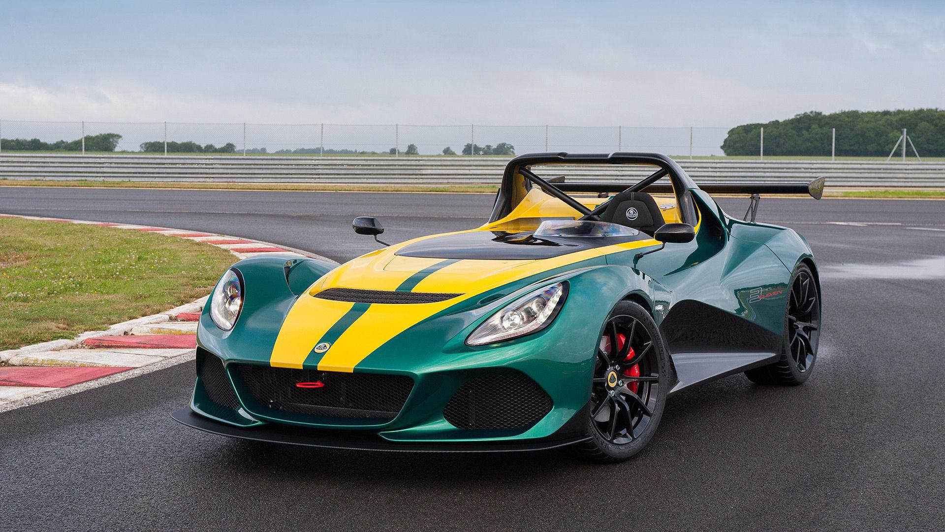 2016 Lotus 3-Eleven