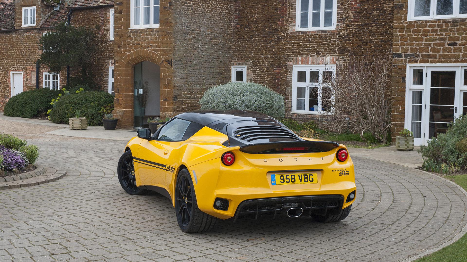 2017 Lotus Evora Sport 410