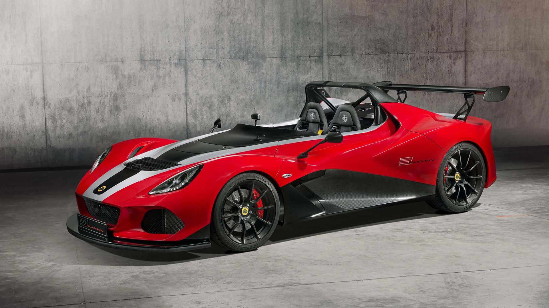 2018 Lotus 3-Eleven 430