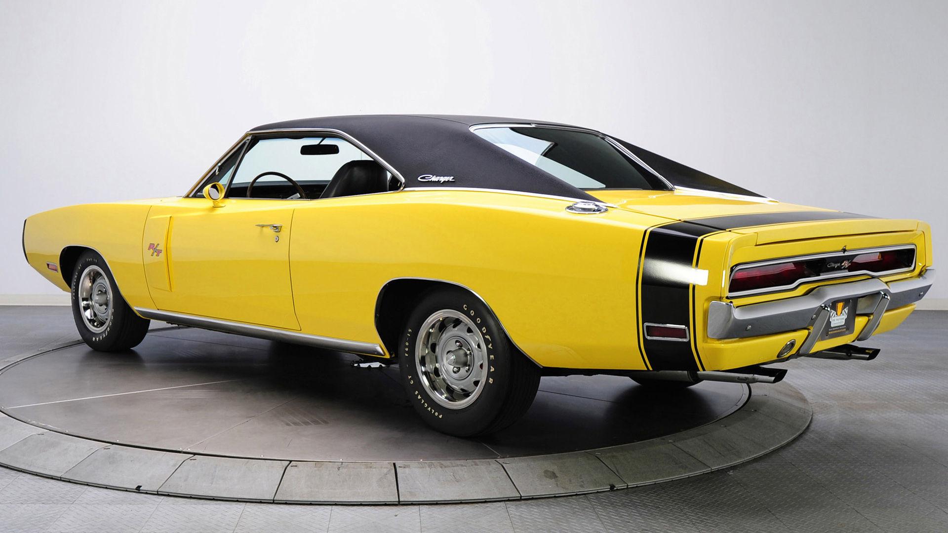1970 Dodge Charger RT 426 Hemi
