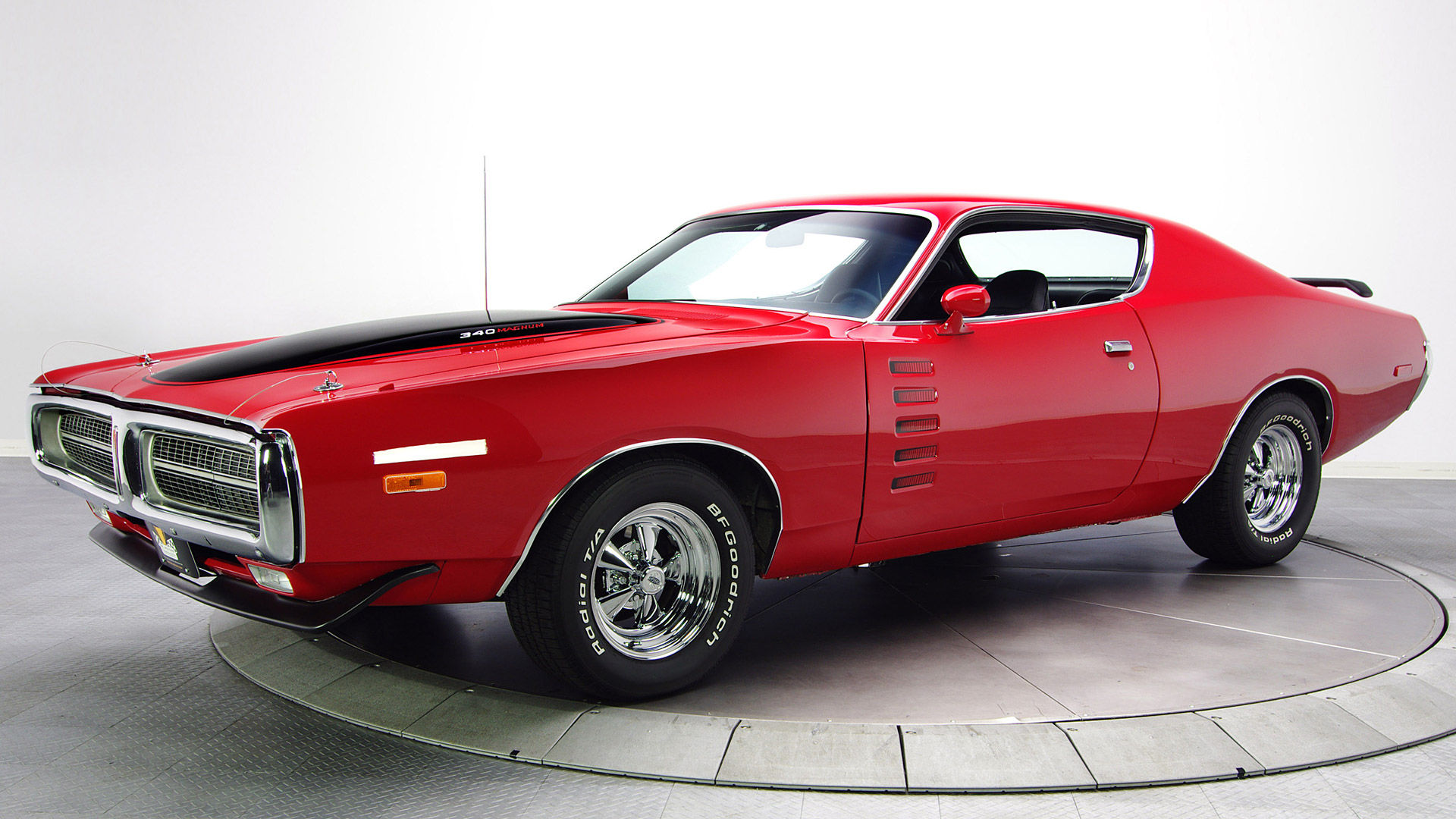 1972 Dodge Charger Rallye 340 Magnum