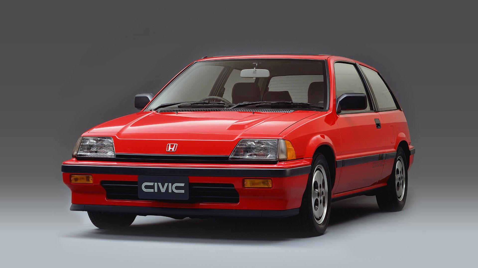 1984 Honda Civic Si