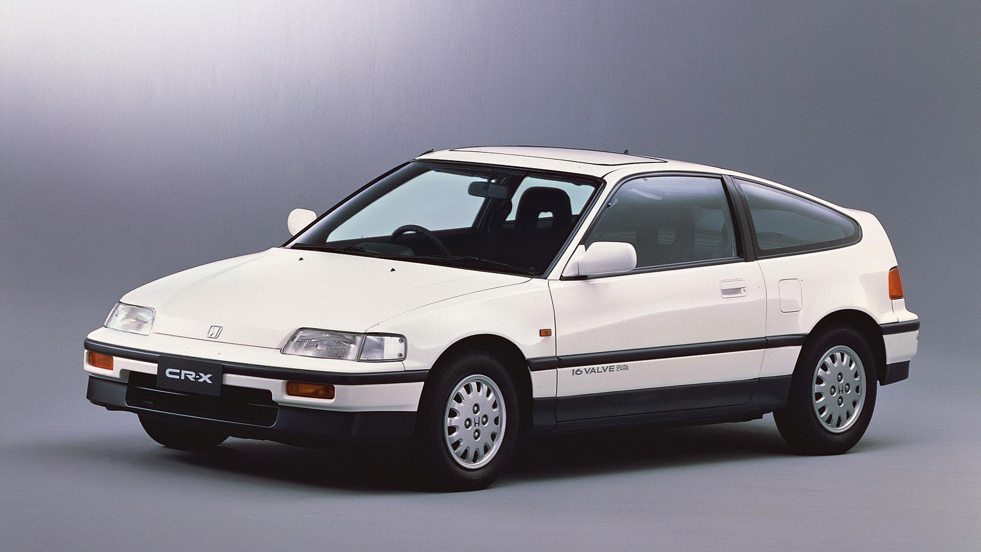 1987 Honda CR-X