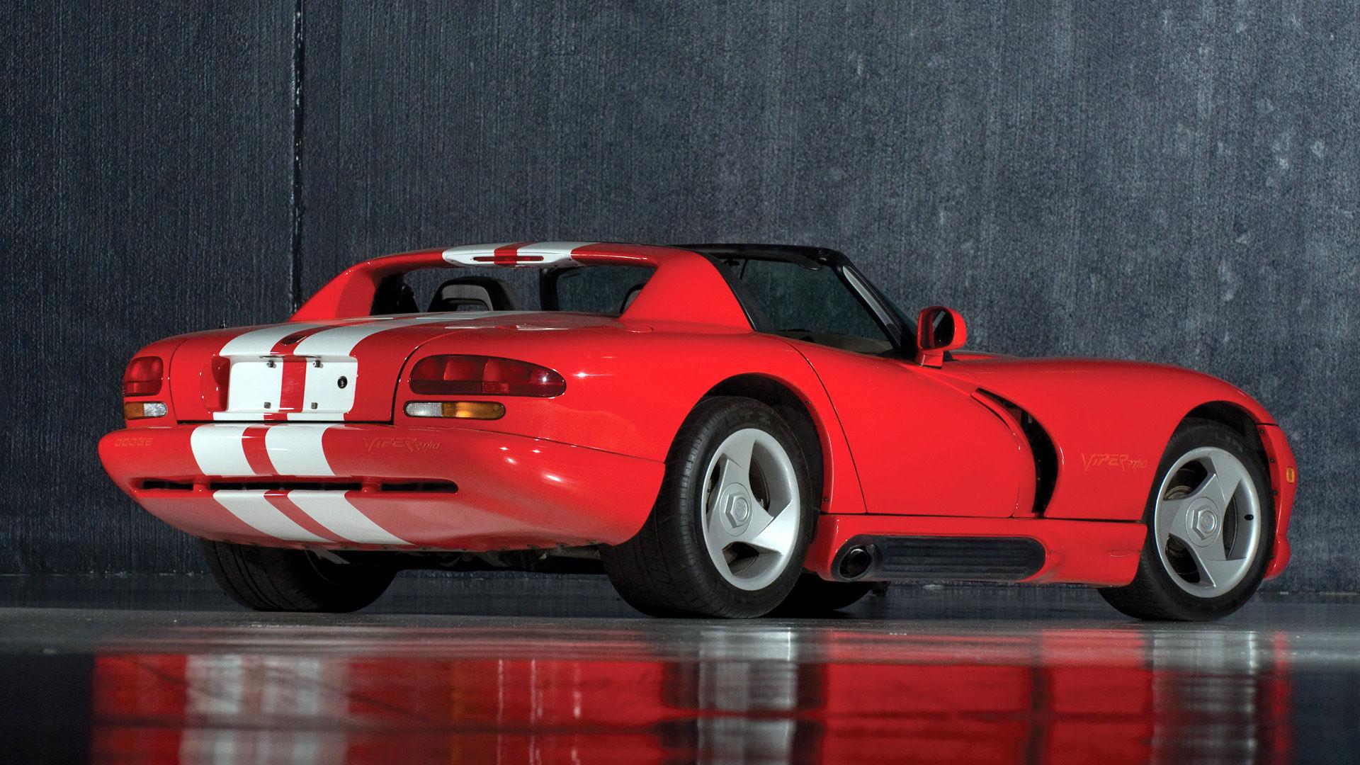 1992 Dodge Viper RT10 Roadster