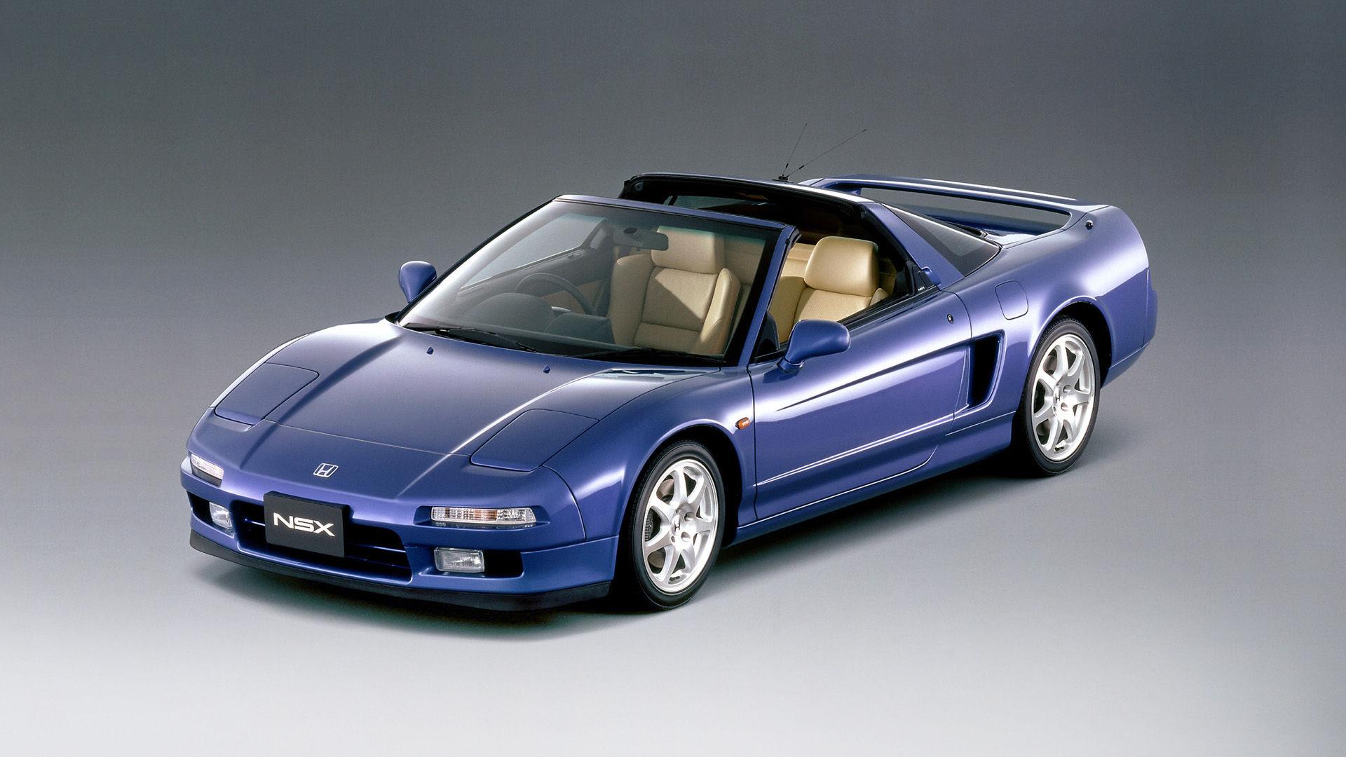 1995 Honda NSX-T