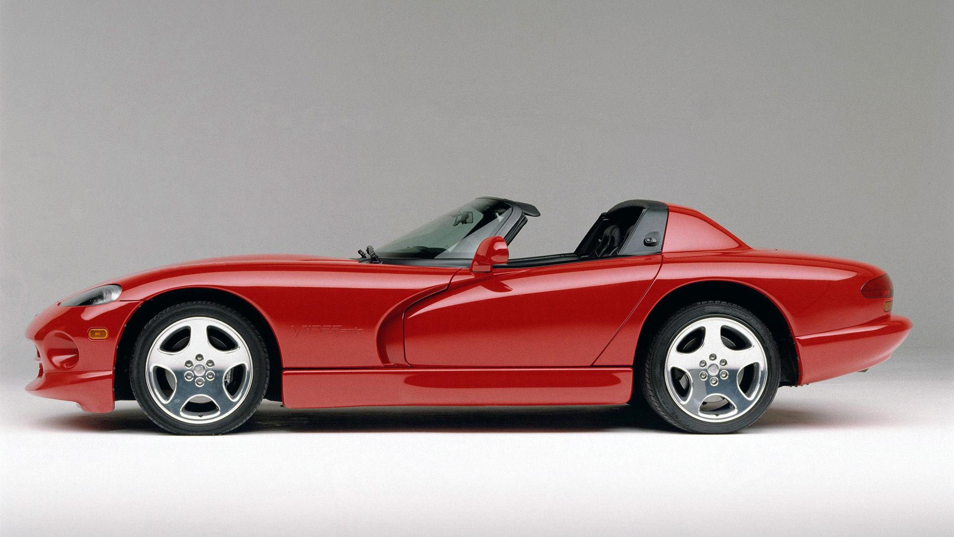1996 Dodge Viper RT10 Roadster