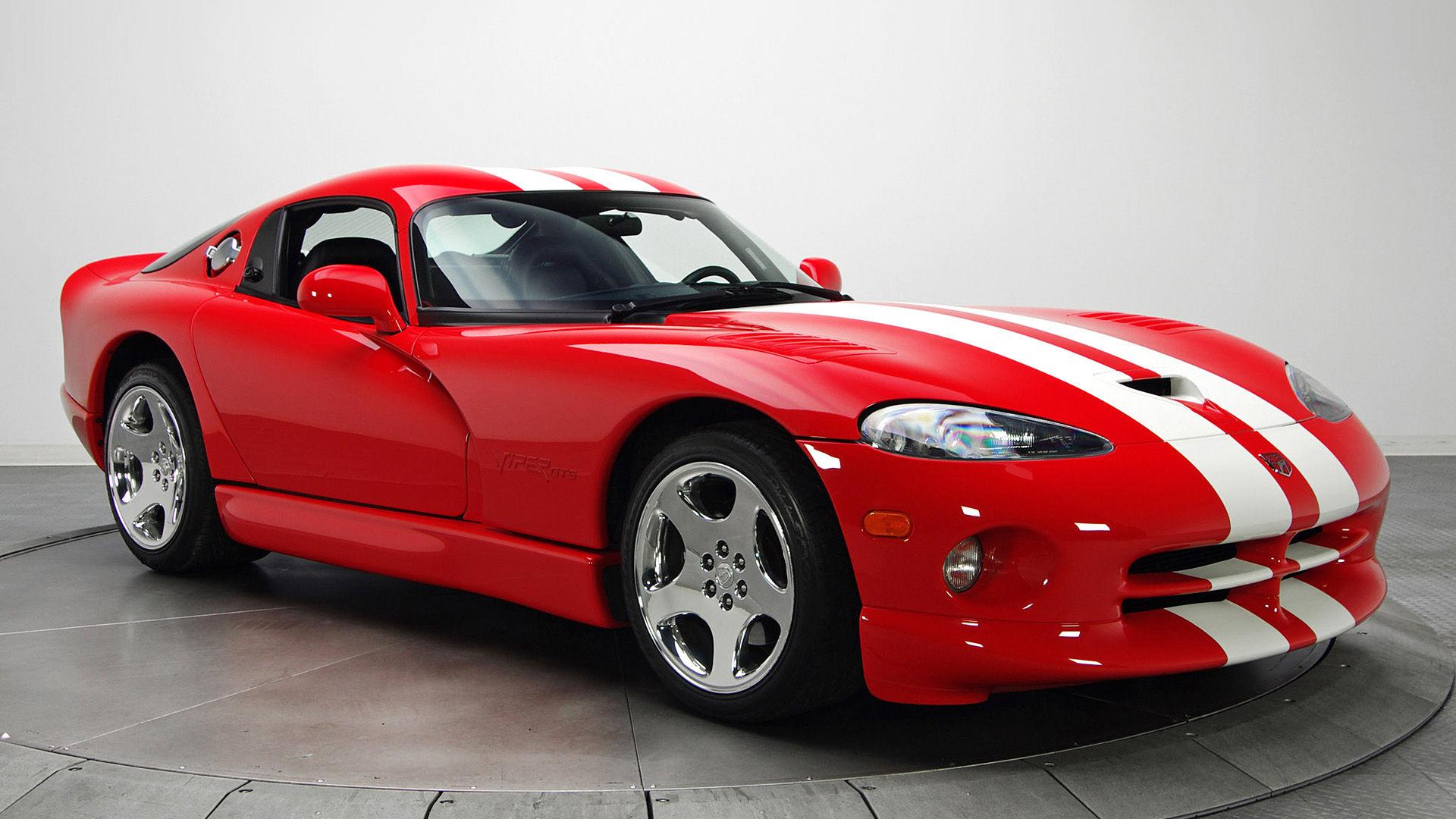 2002 Dodge Viper GTS Final Edition