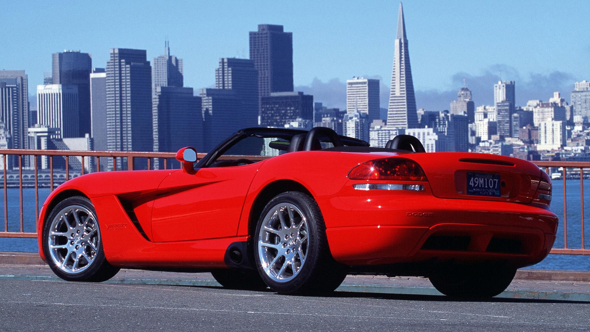 2003 Dodge Viper SRT10 Convertible