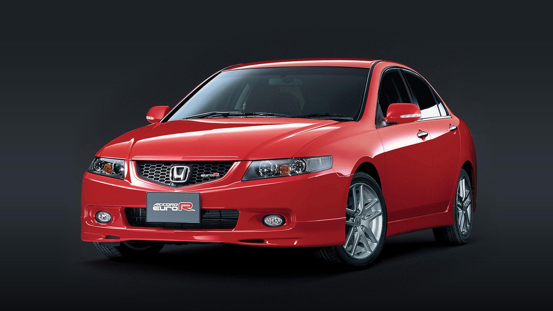 2003 Honda Accord Euro R