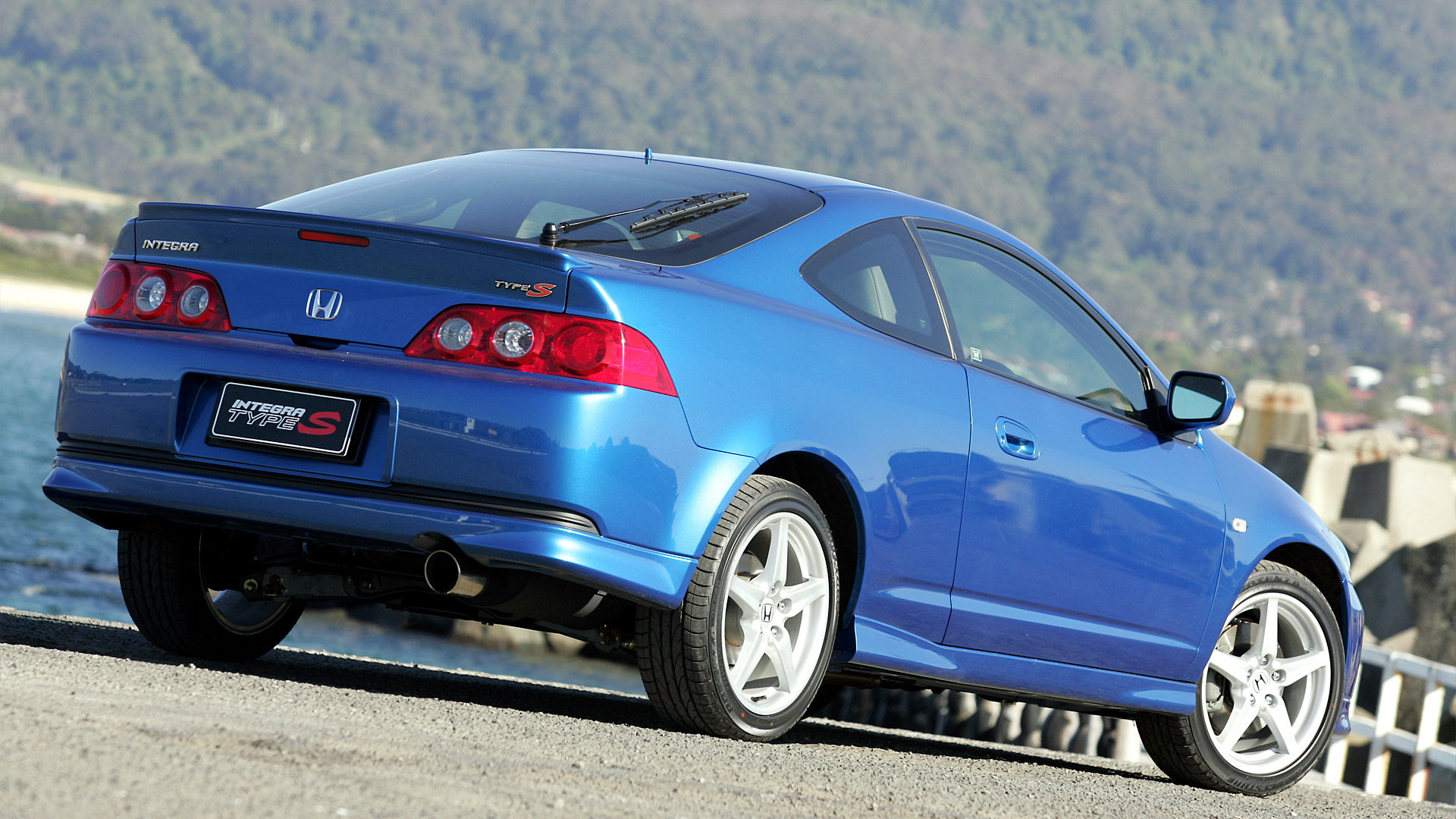 2004 Honda Integra Type S