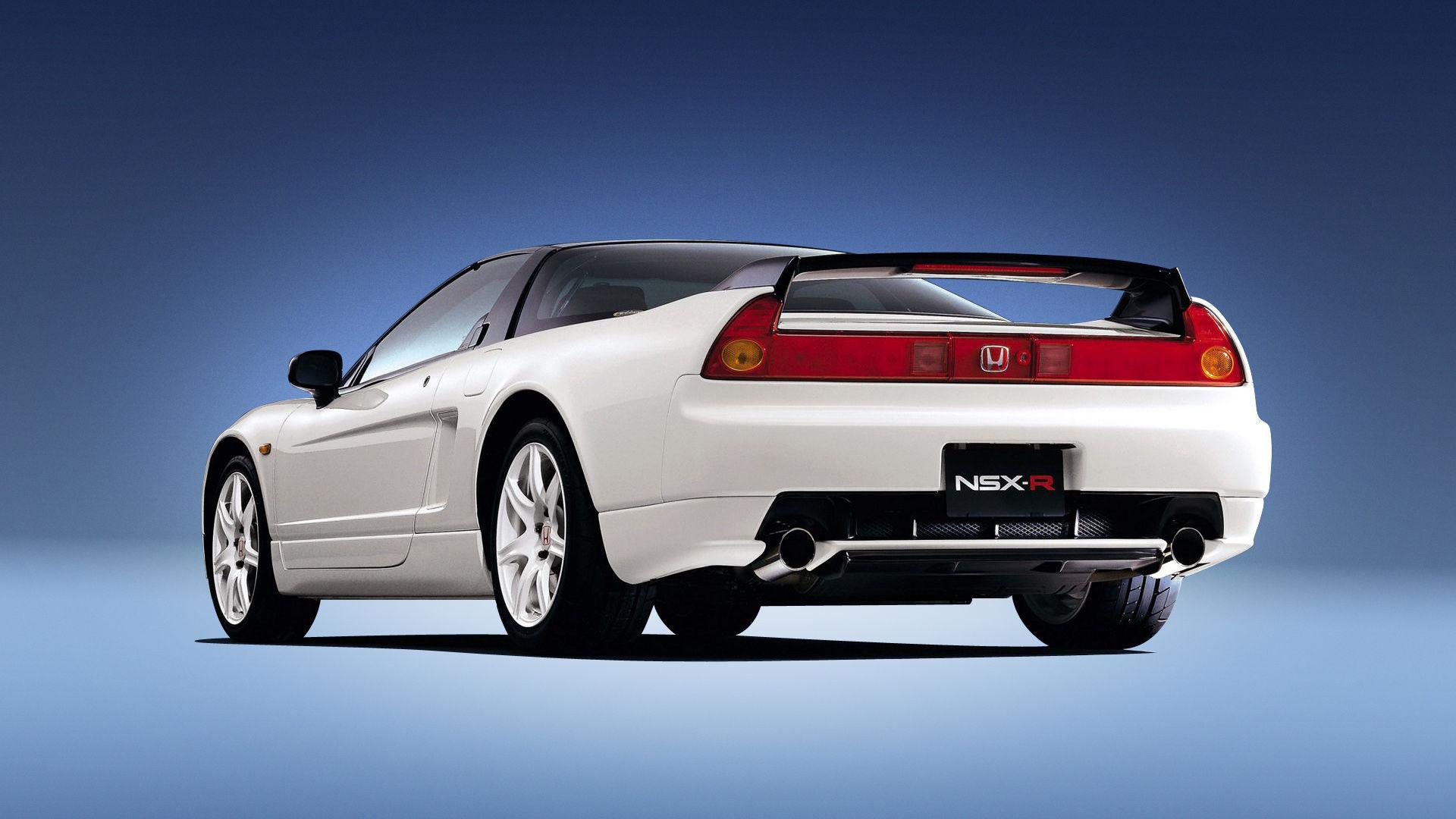 2004 Honda Nsx R Wallpaper