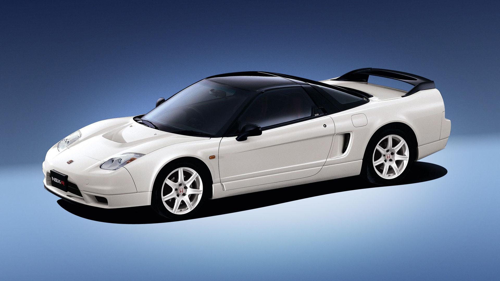 2004 Honda NSX-R
