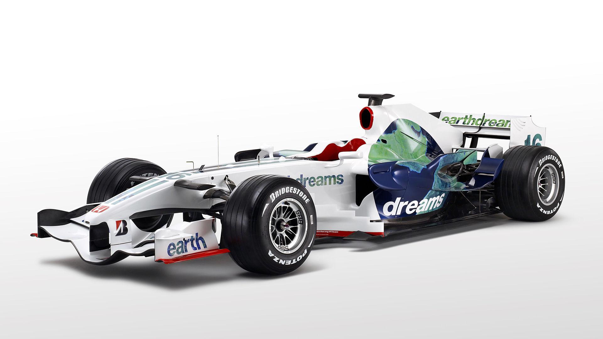 2008 Honda RA108