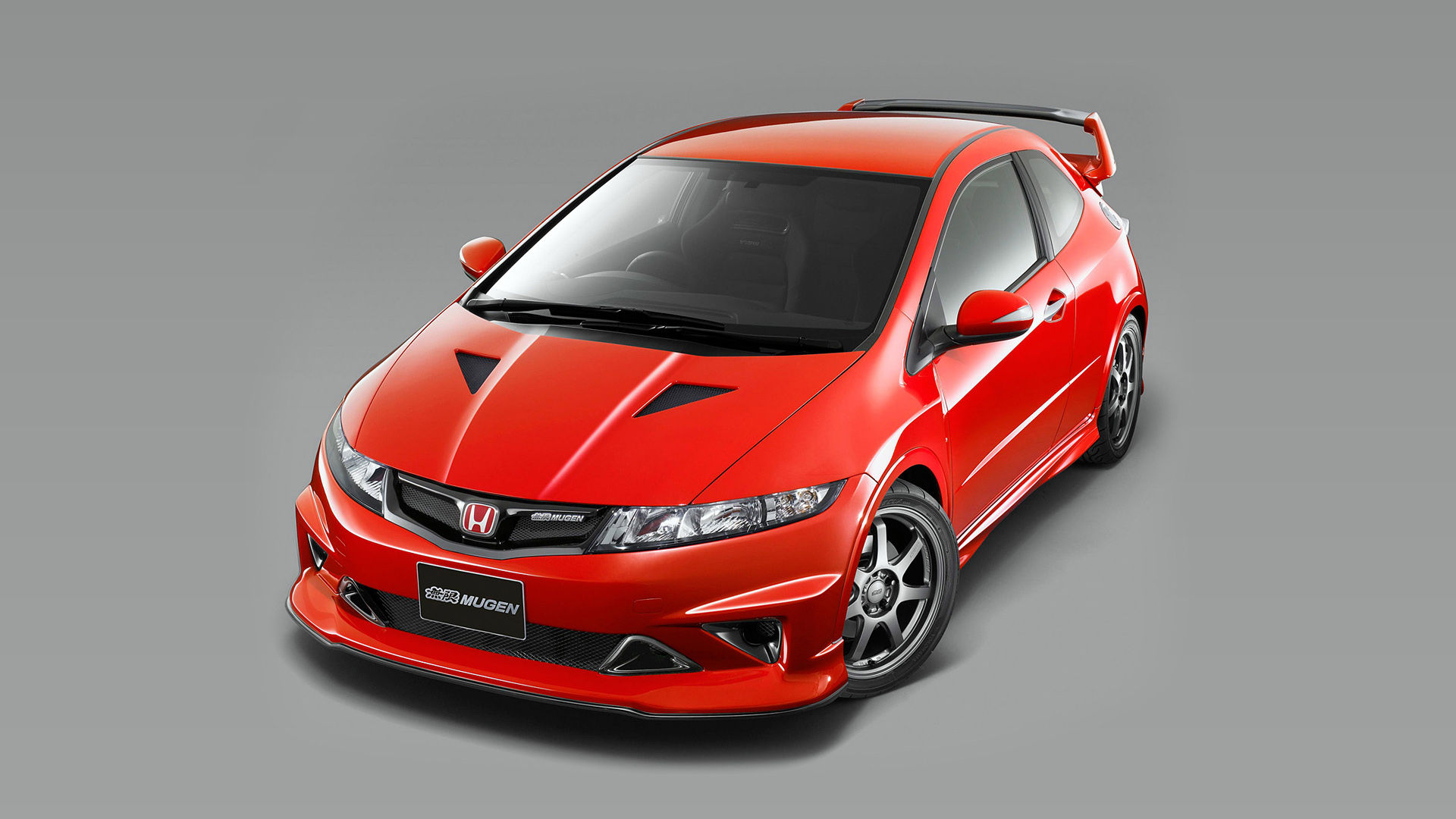 2009 Honda Civic Type R Mugen Prototype