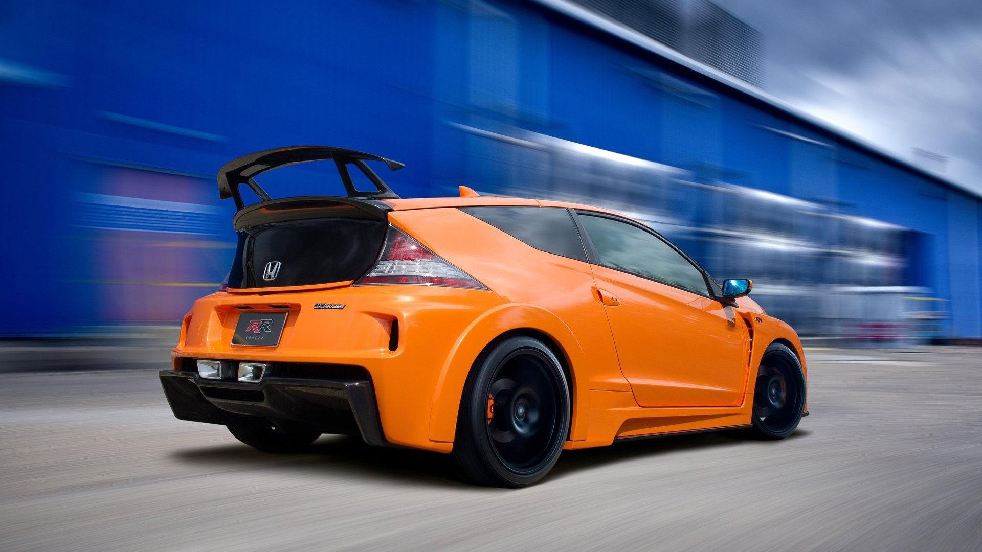2011 Honda CR-Z Mugen RR Concept