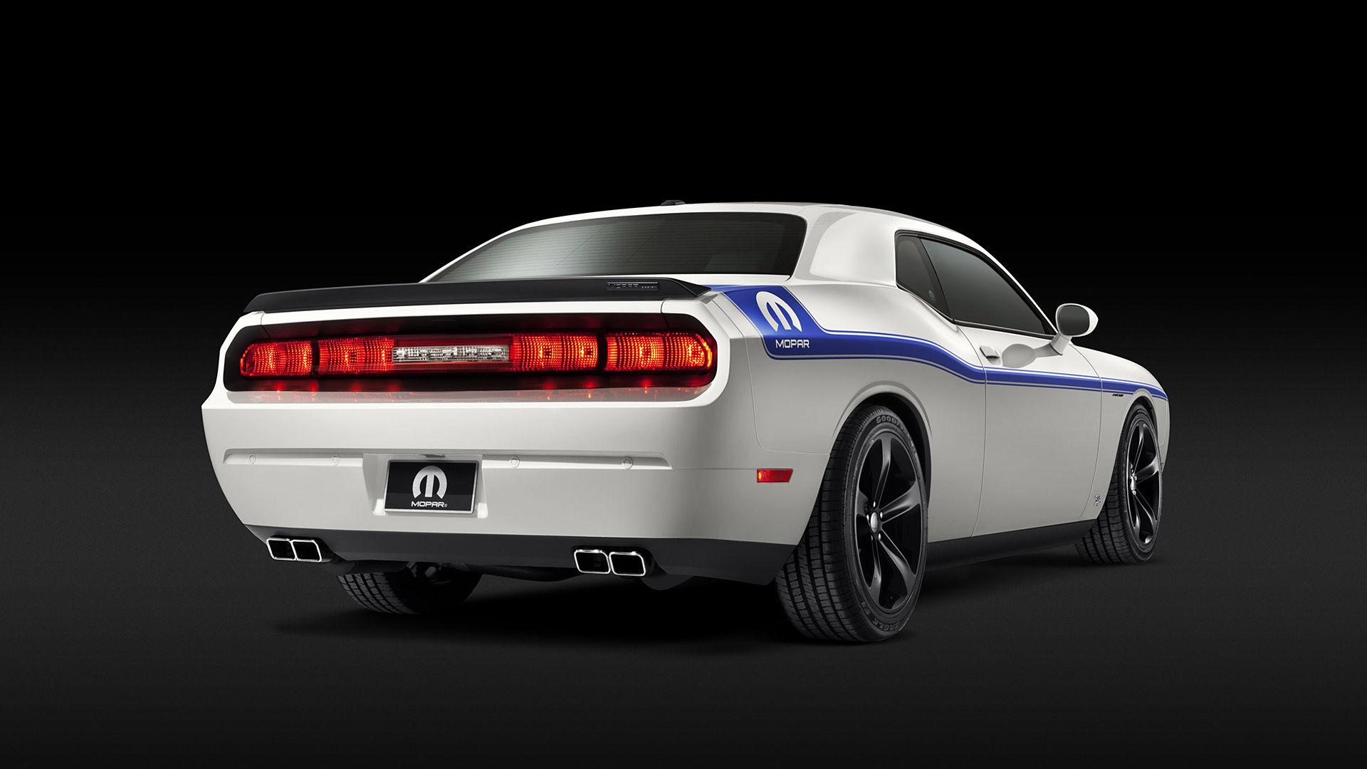 2014 Dodge Challenger Mopar