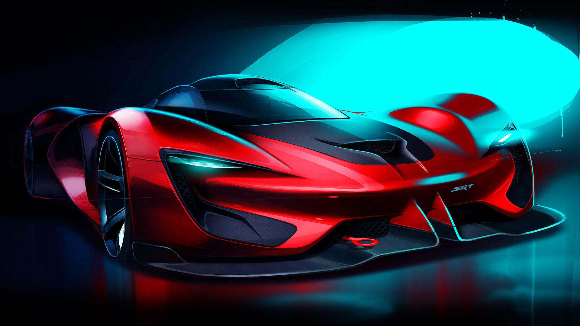 2015 Dodge SRT Tomahawk Vision Gran Turismo