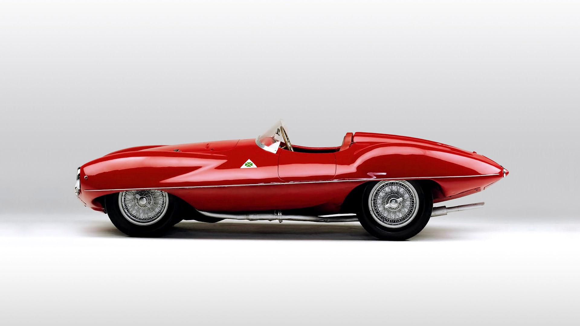1952 Alfa Romeo Disco Volante Touring