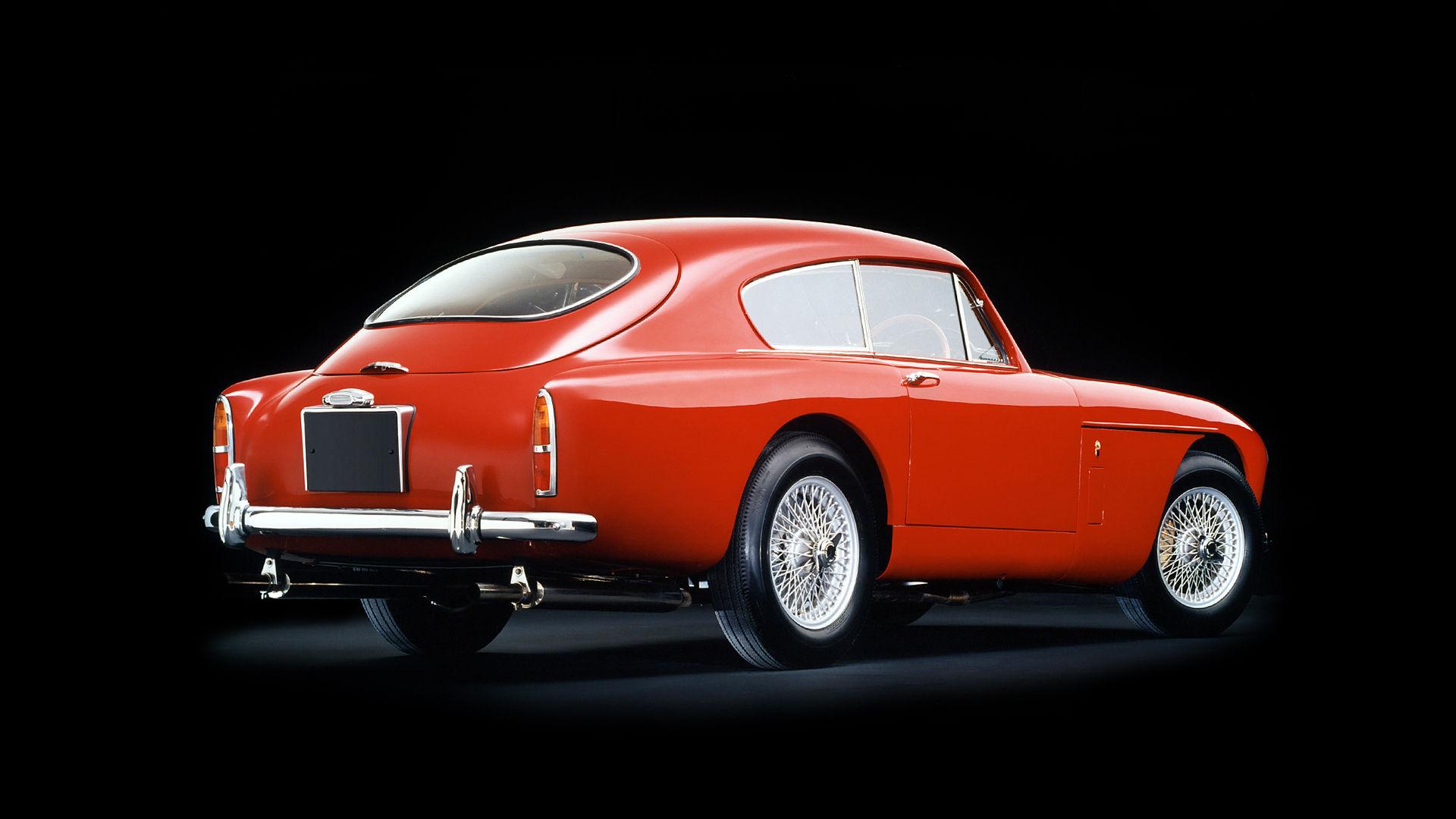 1957 Aston Martin DB MKIII