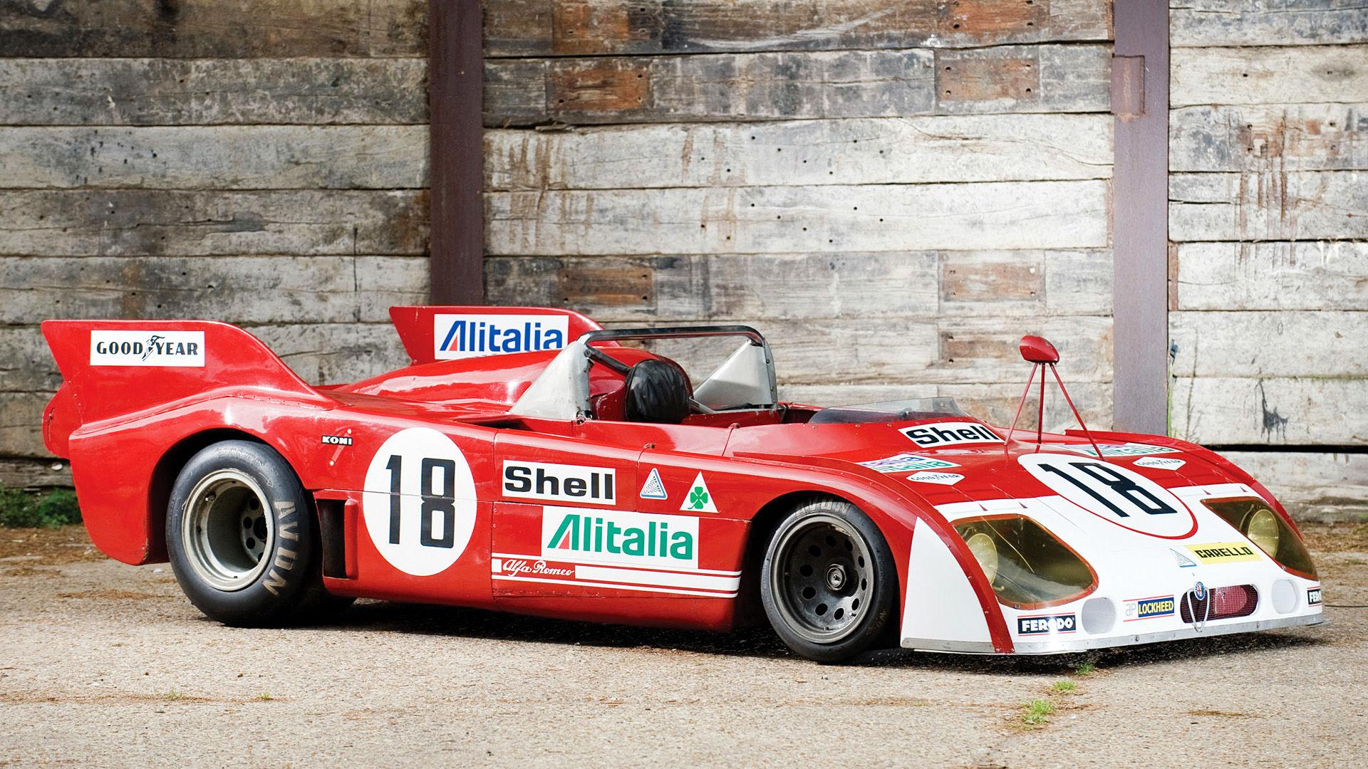 1972 Alfa Tipo 33 TT3