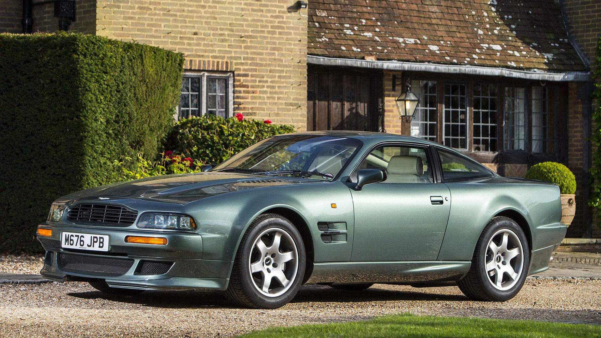 1993 Aston Martin V8 Vantage