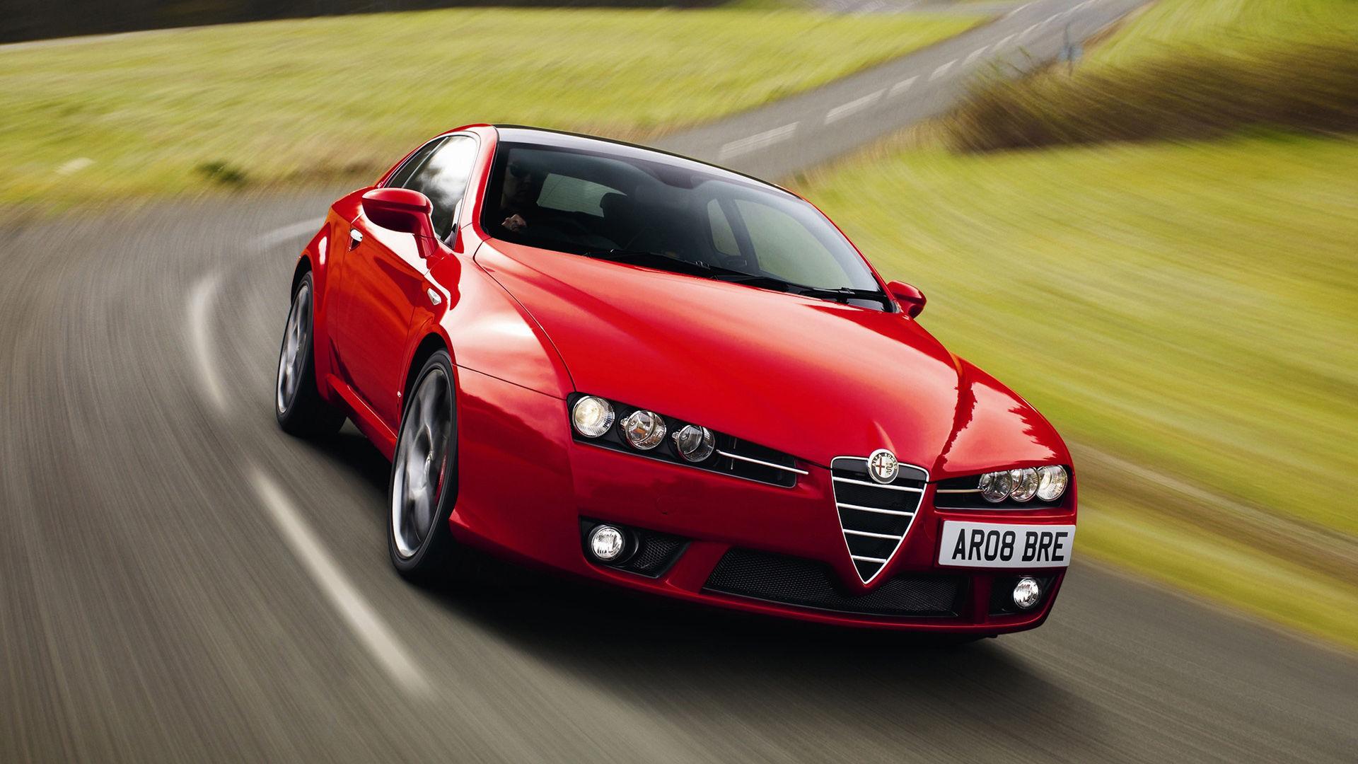 2008 Alfa Romeo Brera S