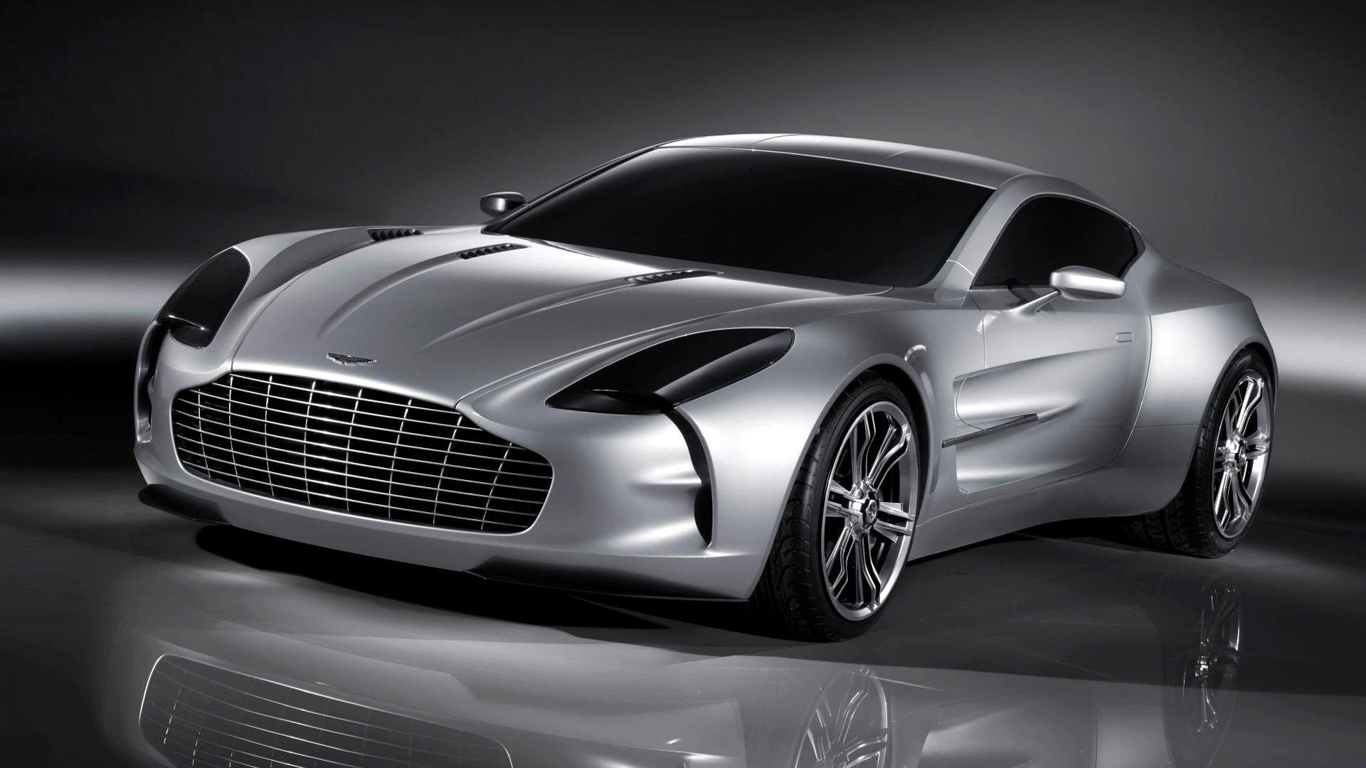 2009 Aston Martin One-77 Concept