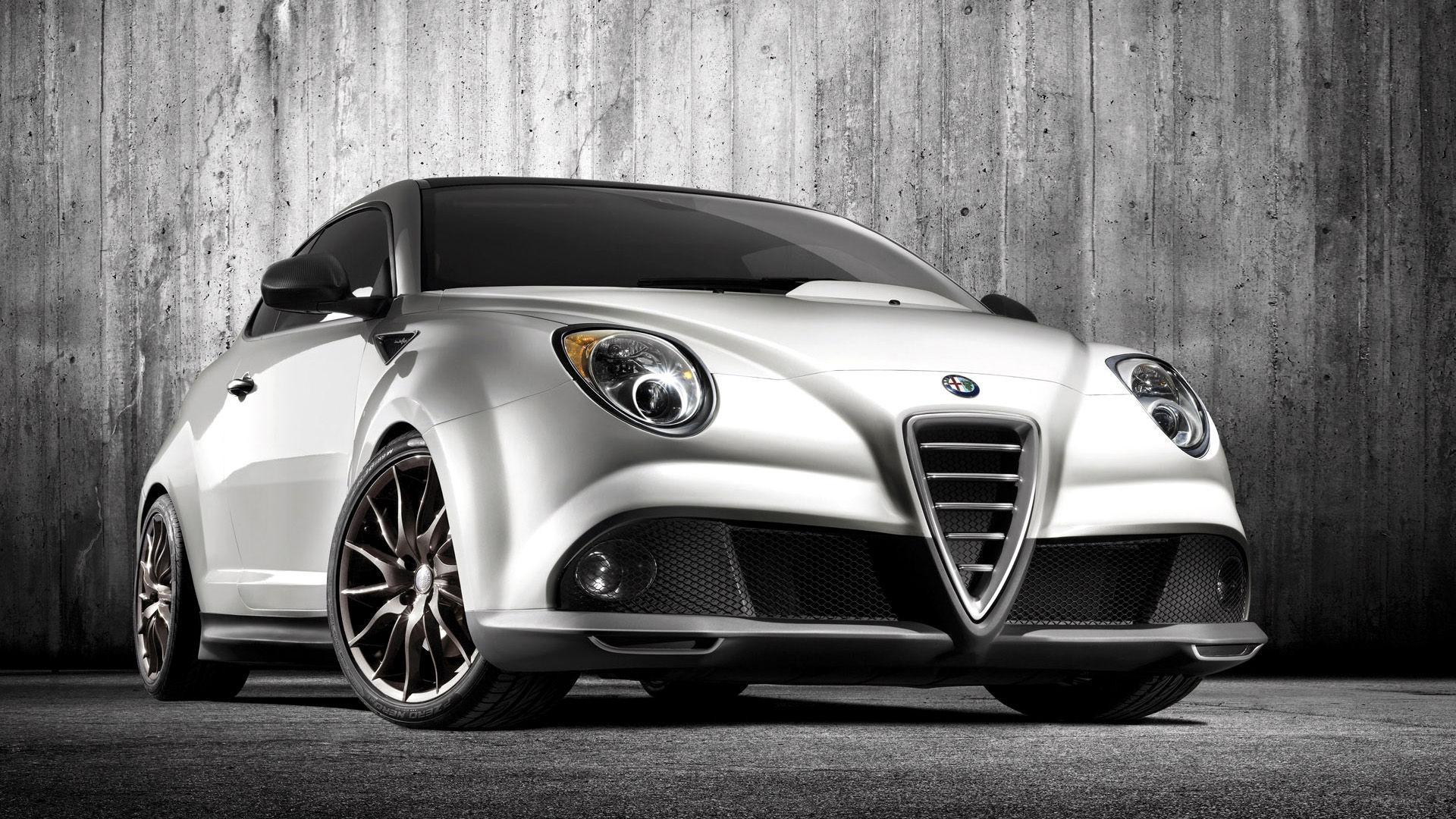 2010 Alfa Romeo MiTo GTA